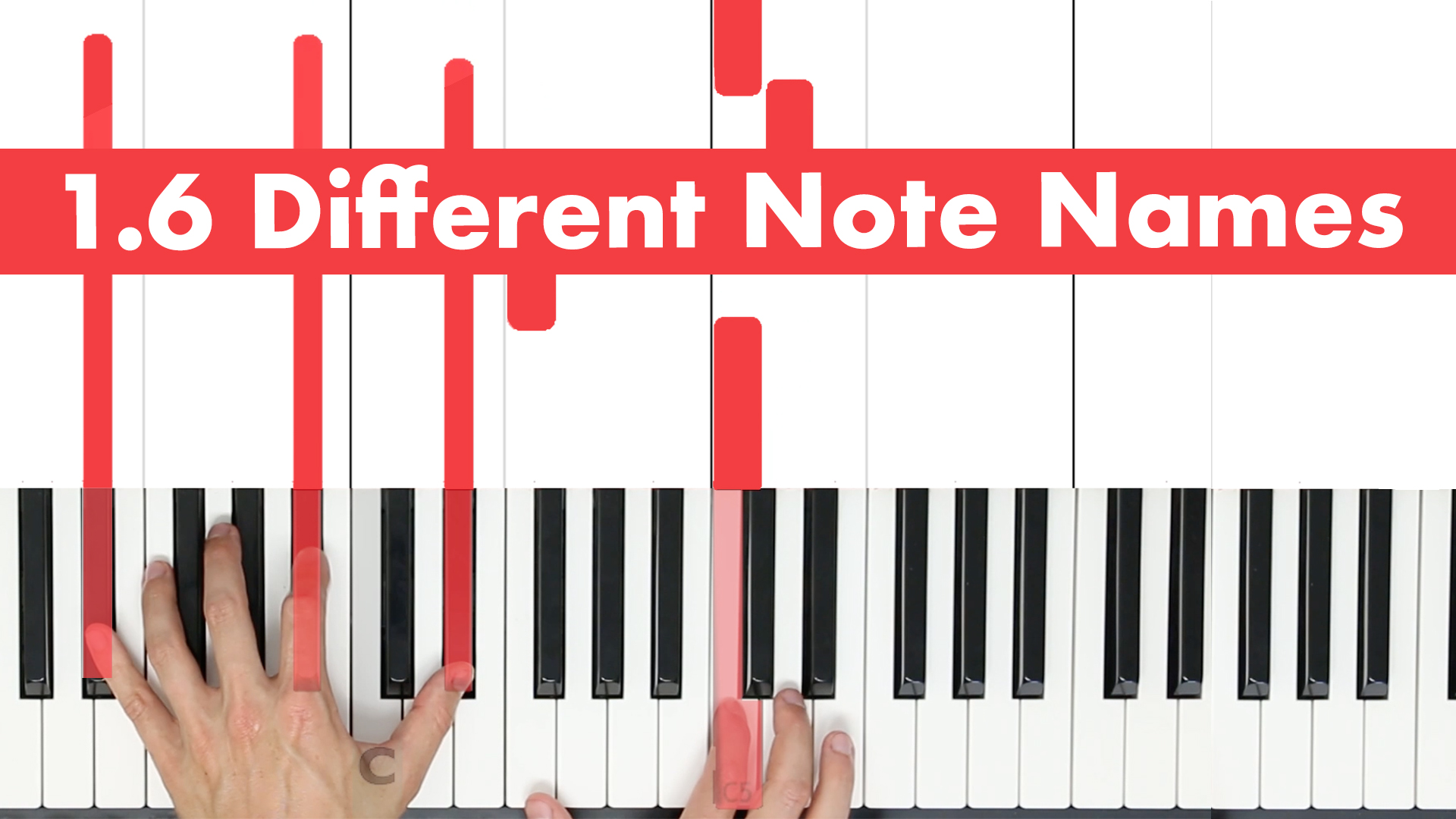1.6 Different Note Names