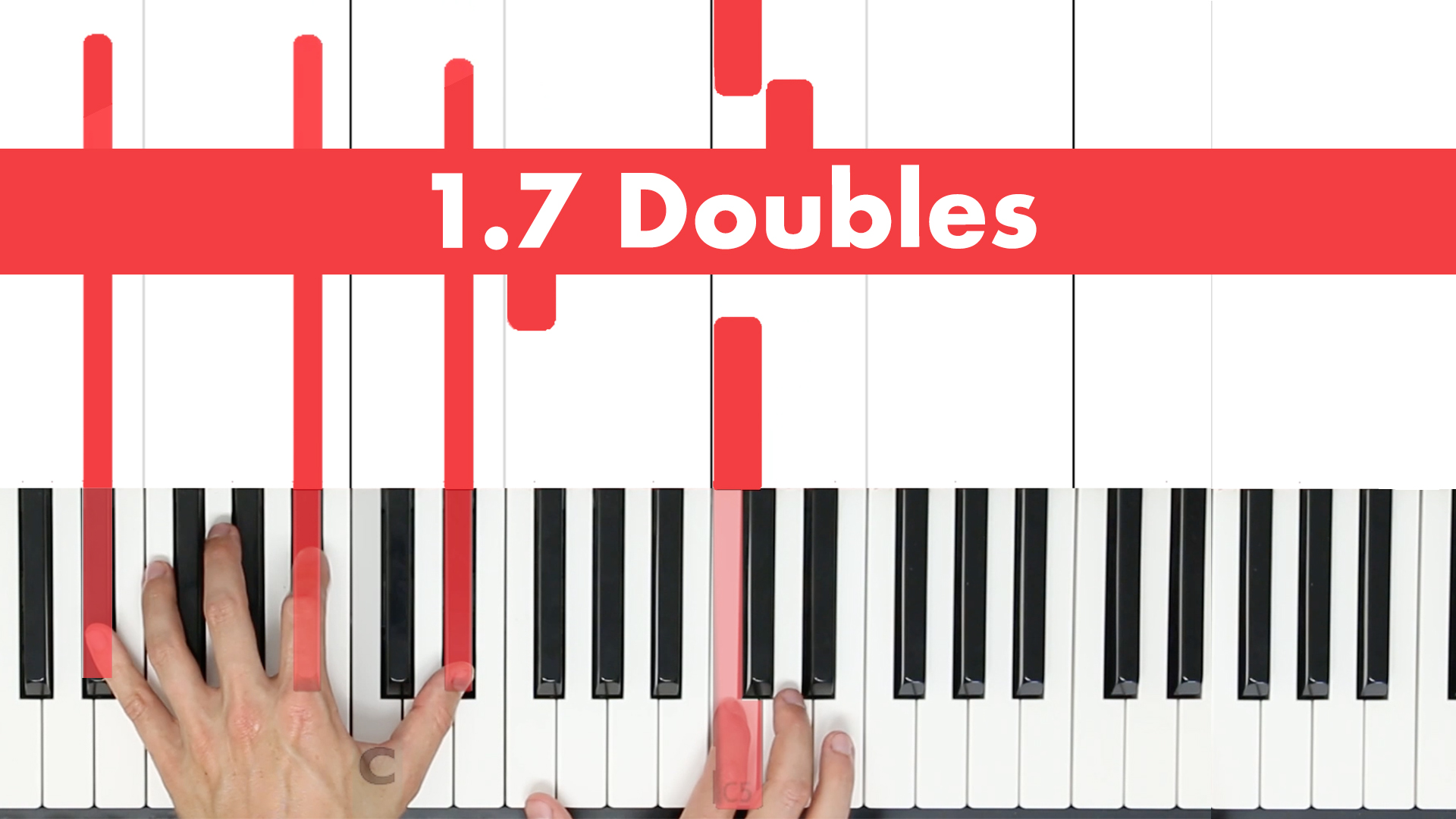 1.7 Doubles