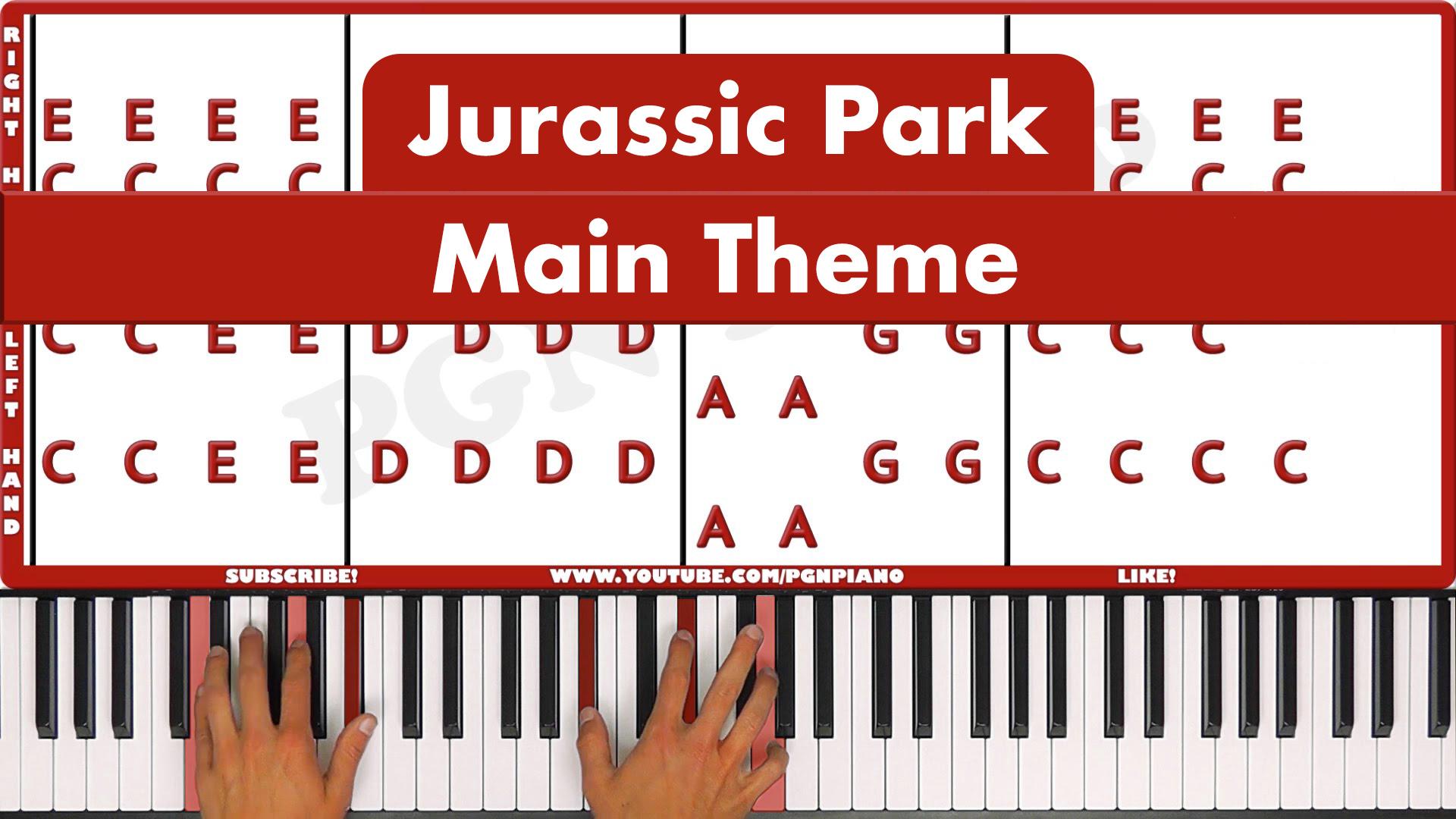 Jurassic Park – Jurassic Park Theme – Original
