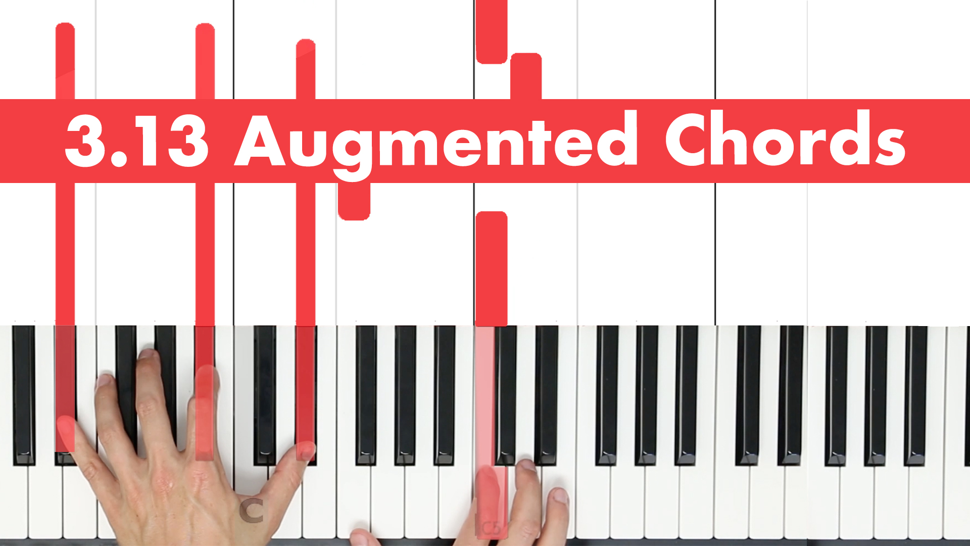 3.13 Augmented Chords