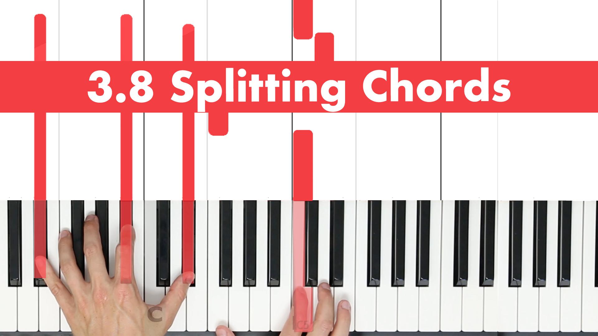 3.8 Splitting Chords