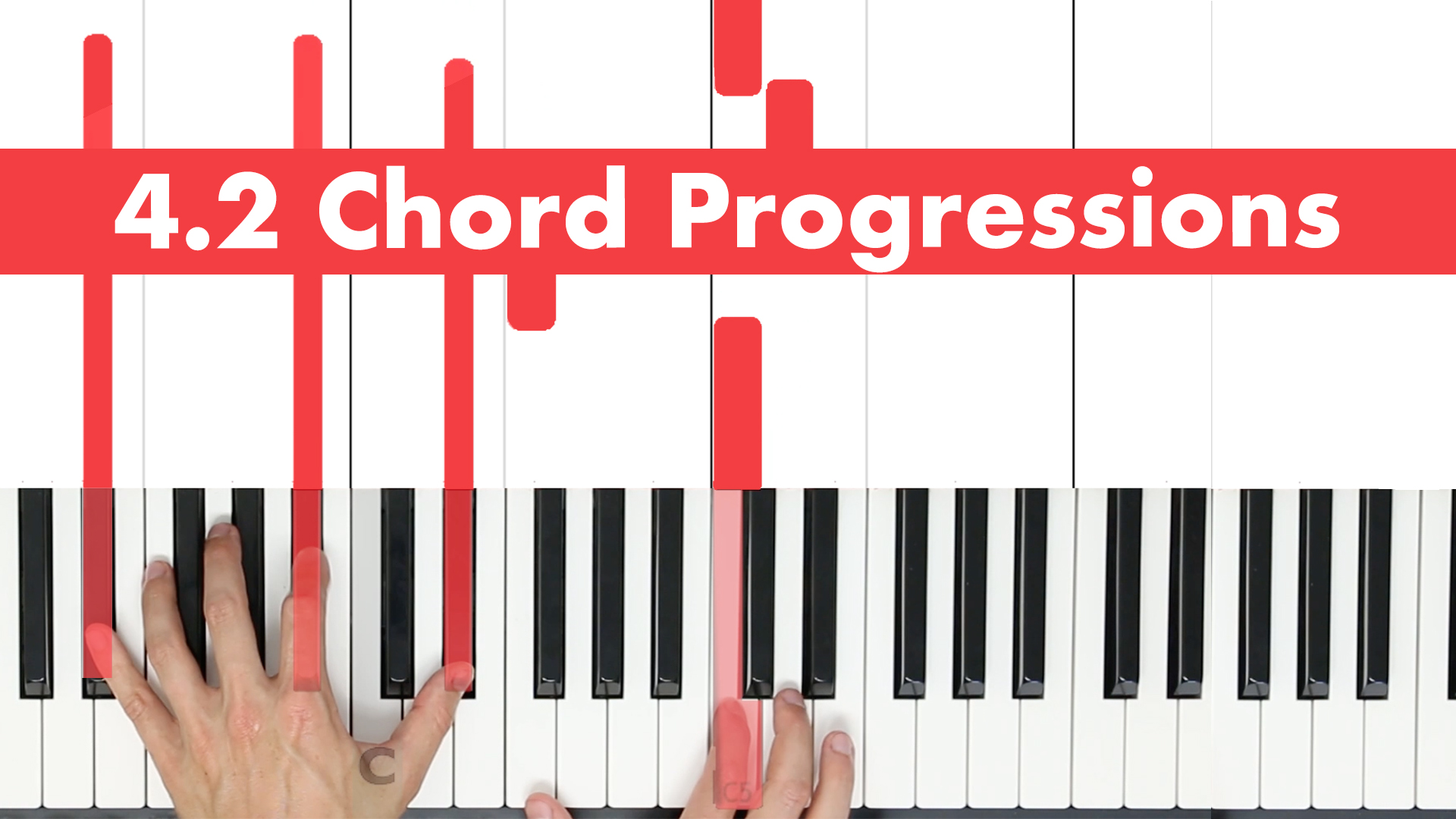 4.2 Chord Progressions