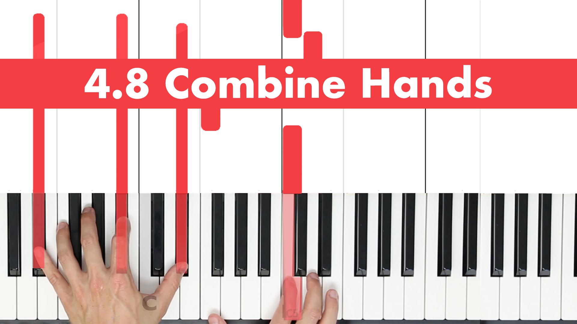 4.8 Combine Hands