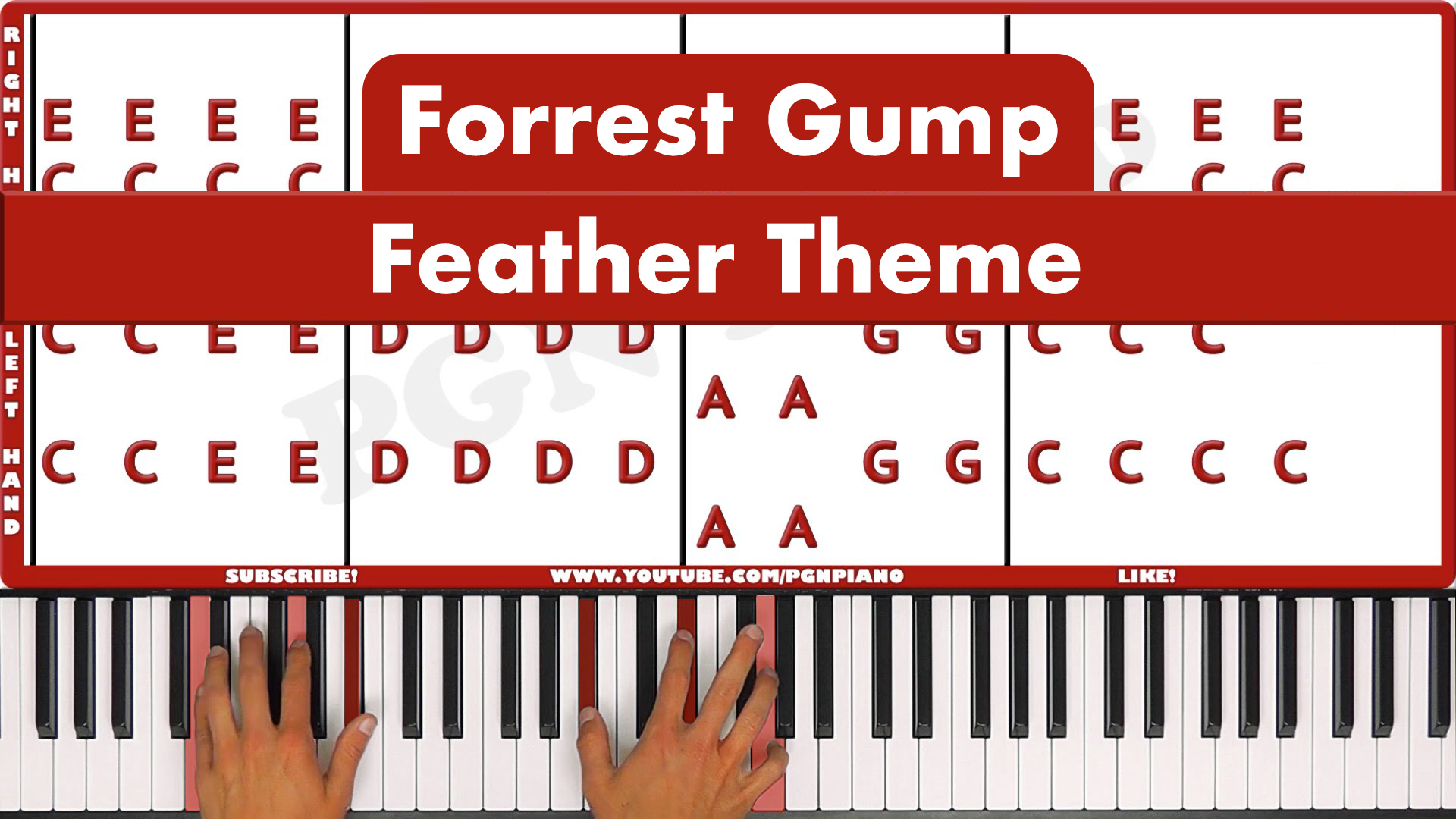 Forrest Gump – Feather Theme – Original