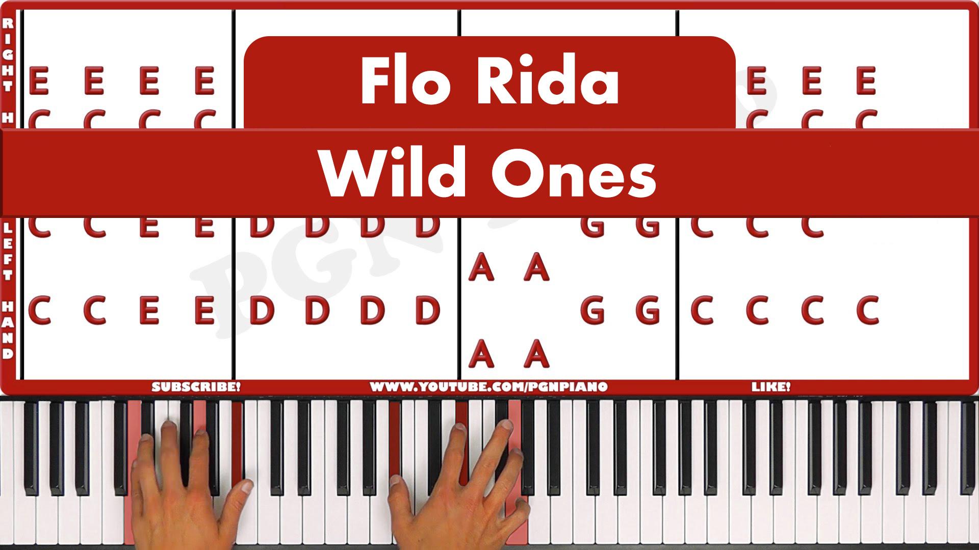 Flo Rida  – Wild Ones – Easy