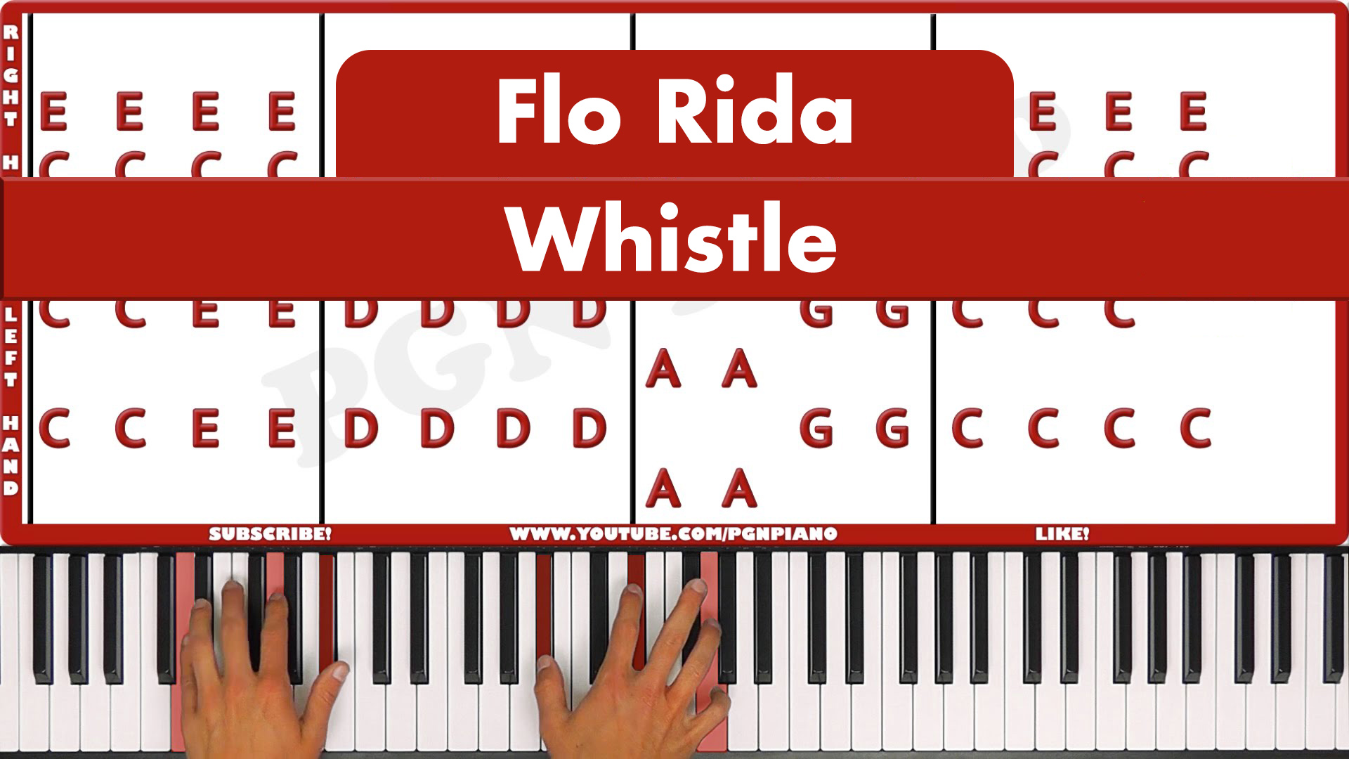 Florida – Whistle – Vocal