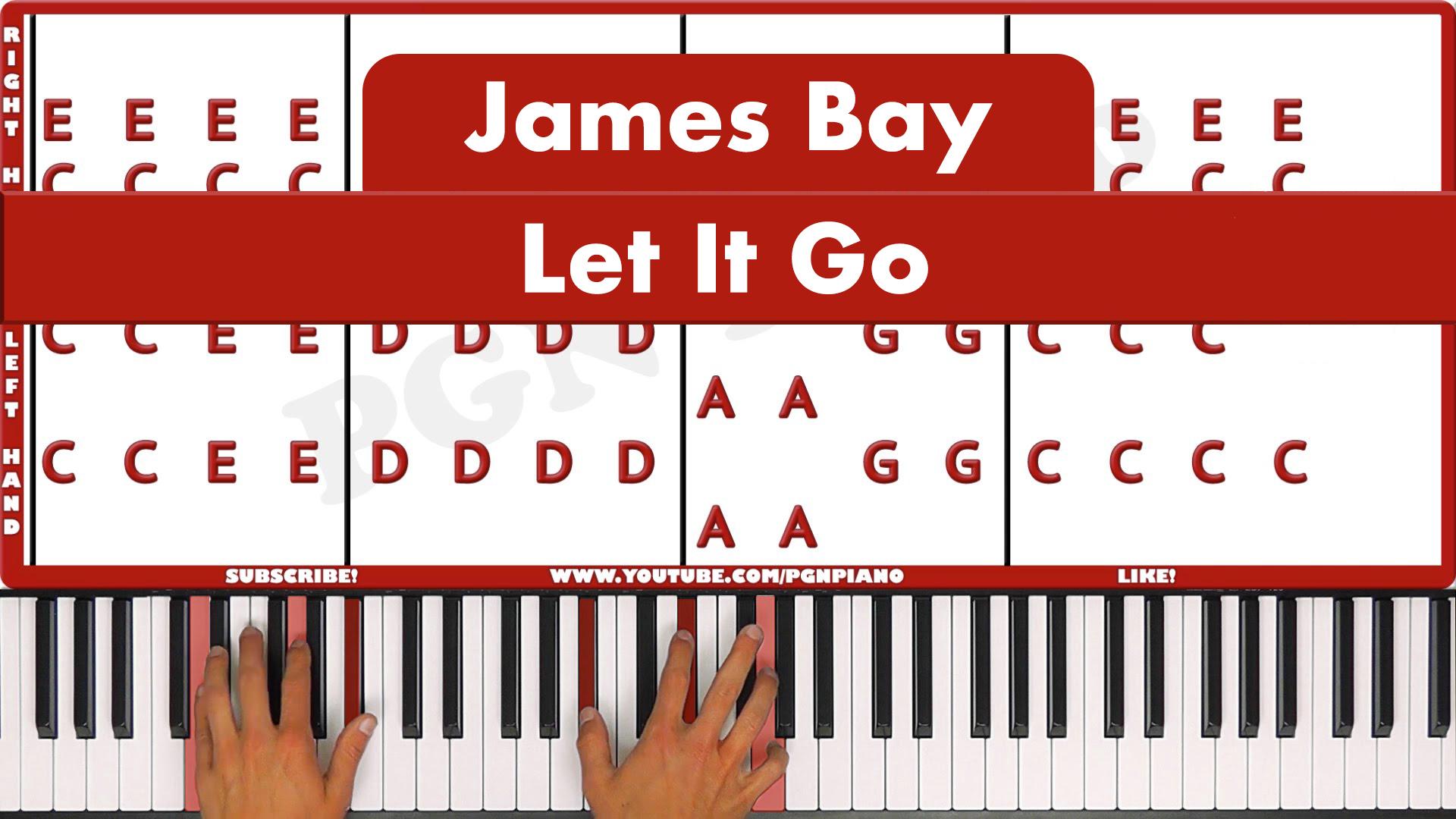 James Bay – Let It Go – Easy