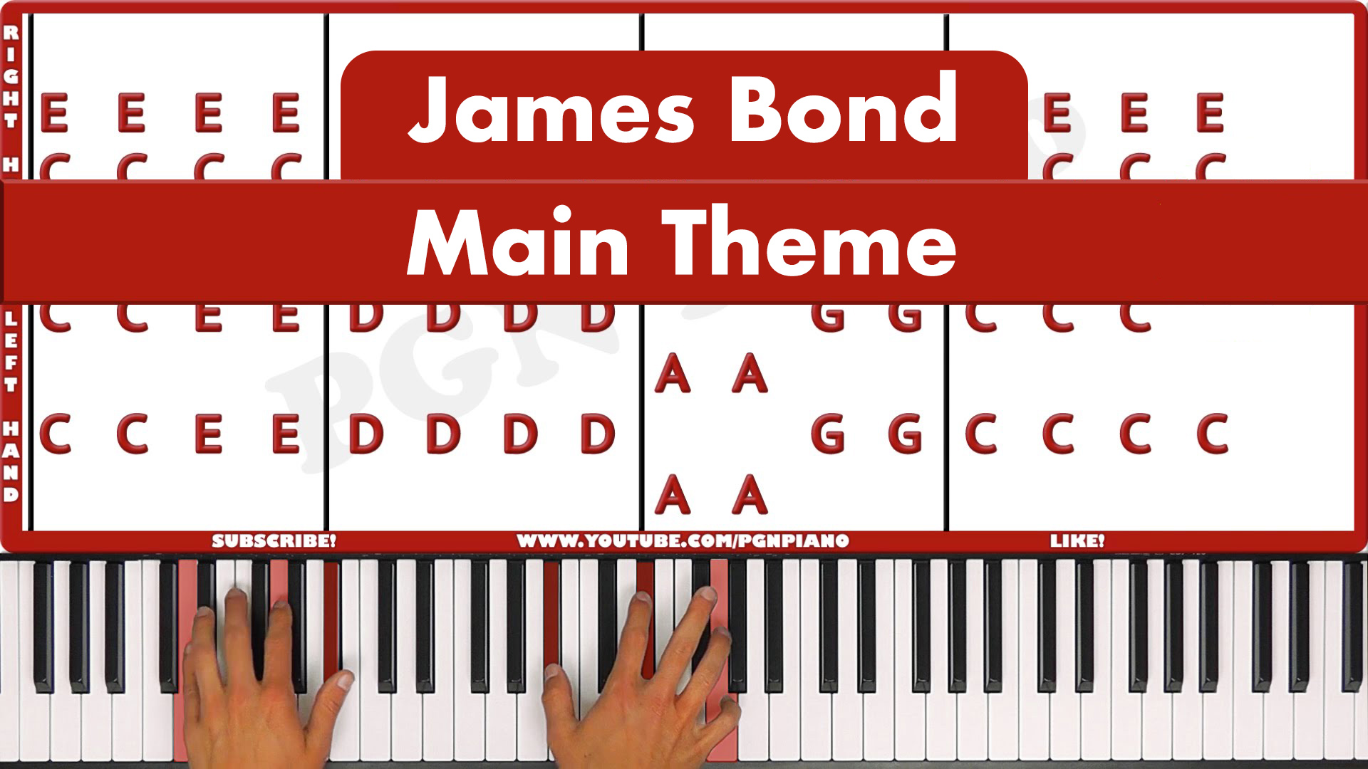 The James Bond Theme – Original