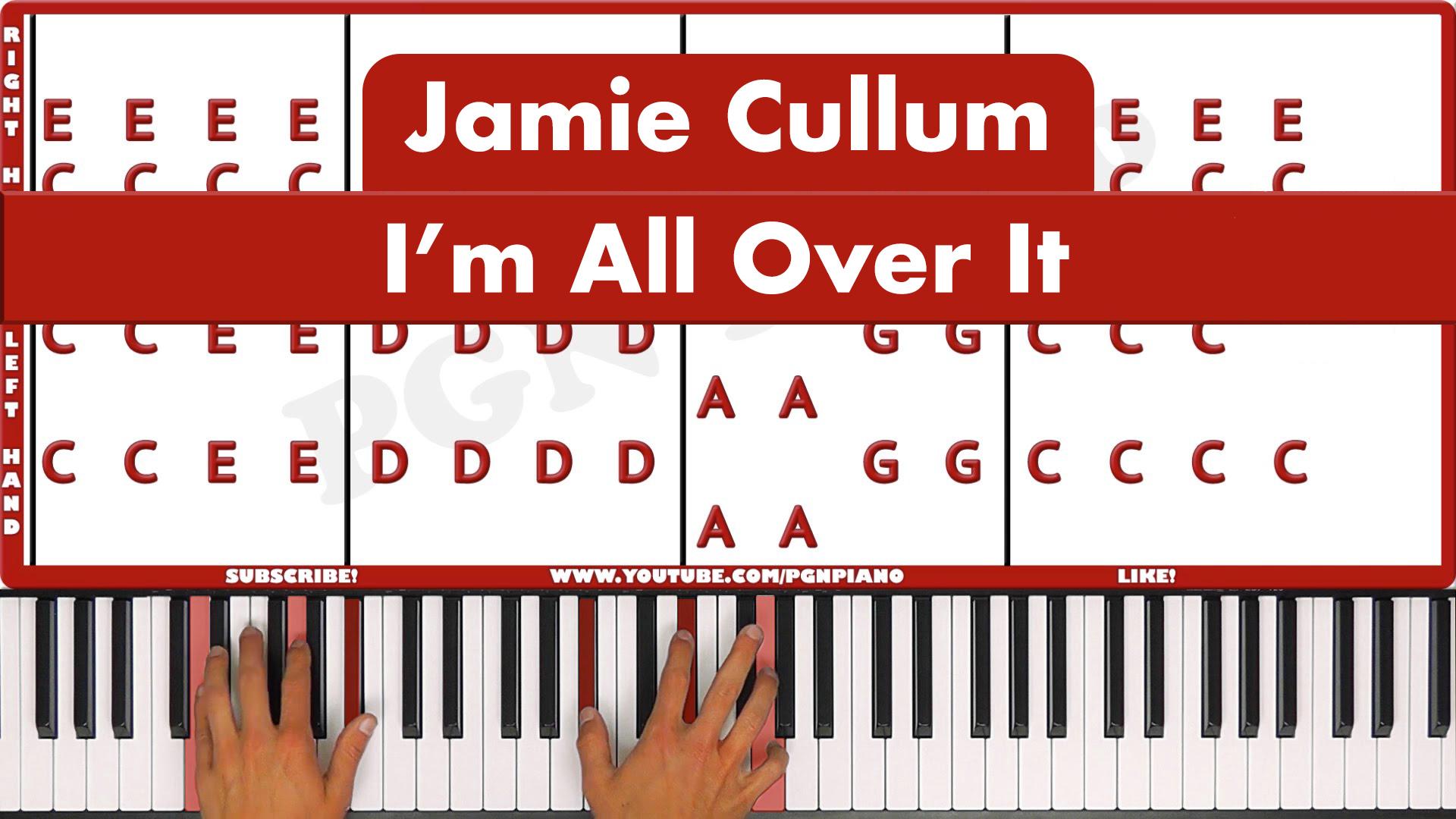 Jamie Cullum – I'm All Over It – Easy