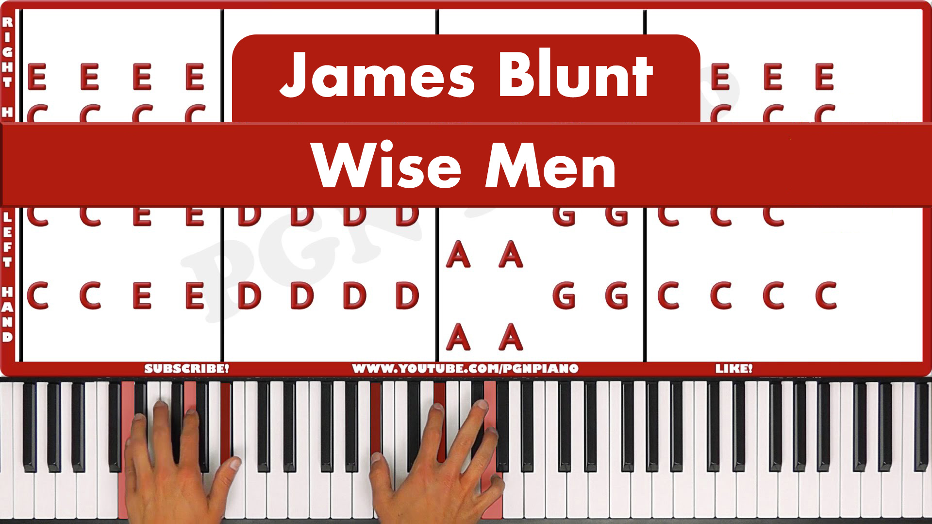 James Blunt – Wise Men – Easy