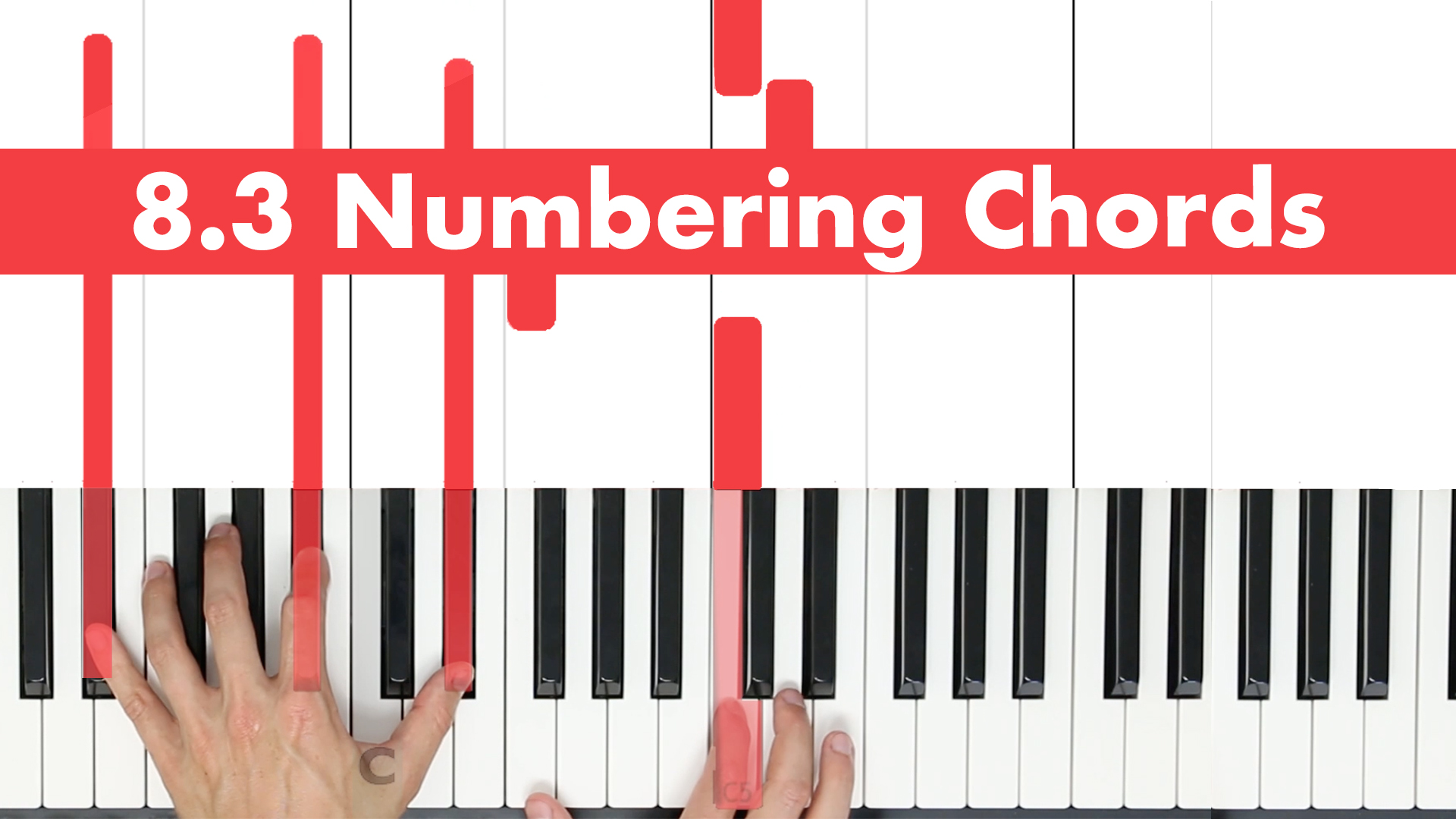 8.3 Numbering Chords