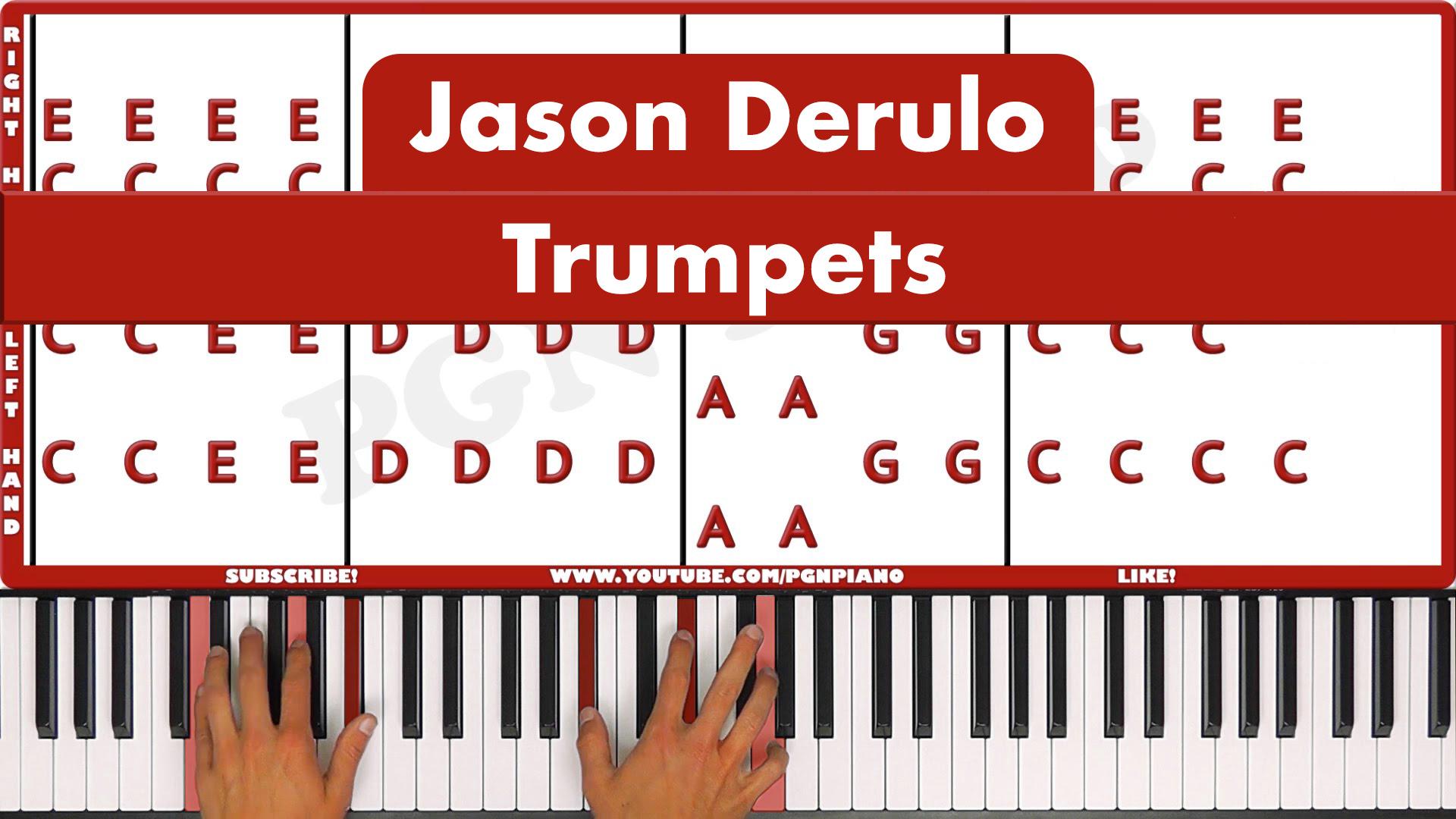 Jason Derulo – Trumpets – Easy