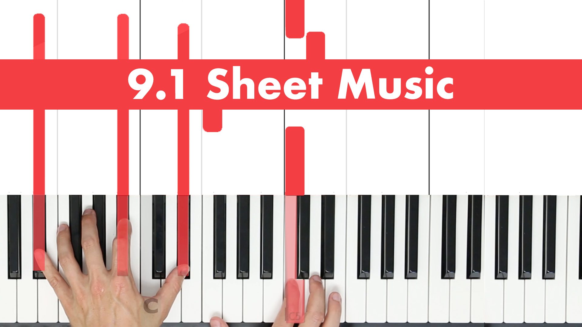 9.1 Sheet Music