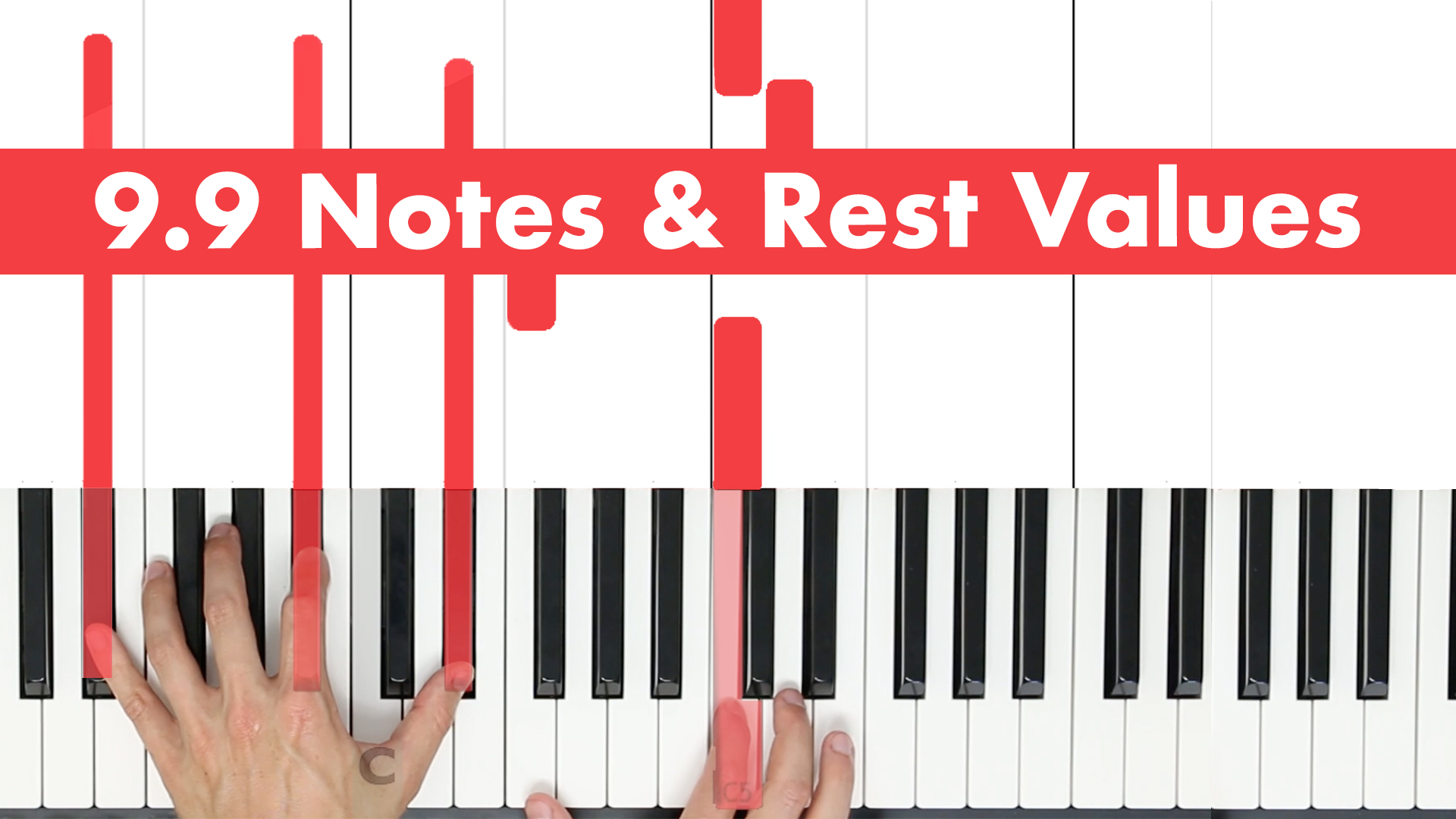 9.9 Notes & Rest Values