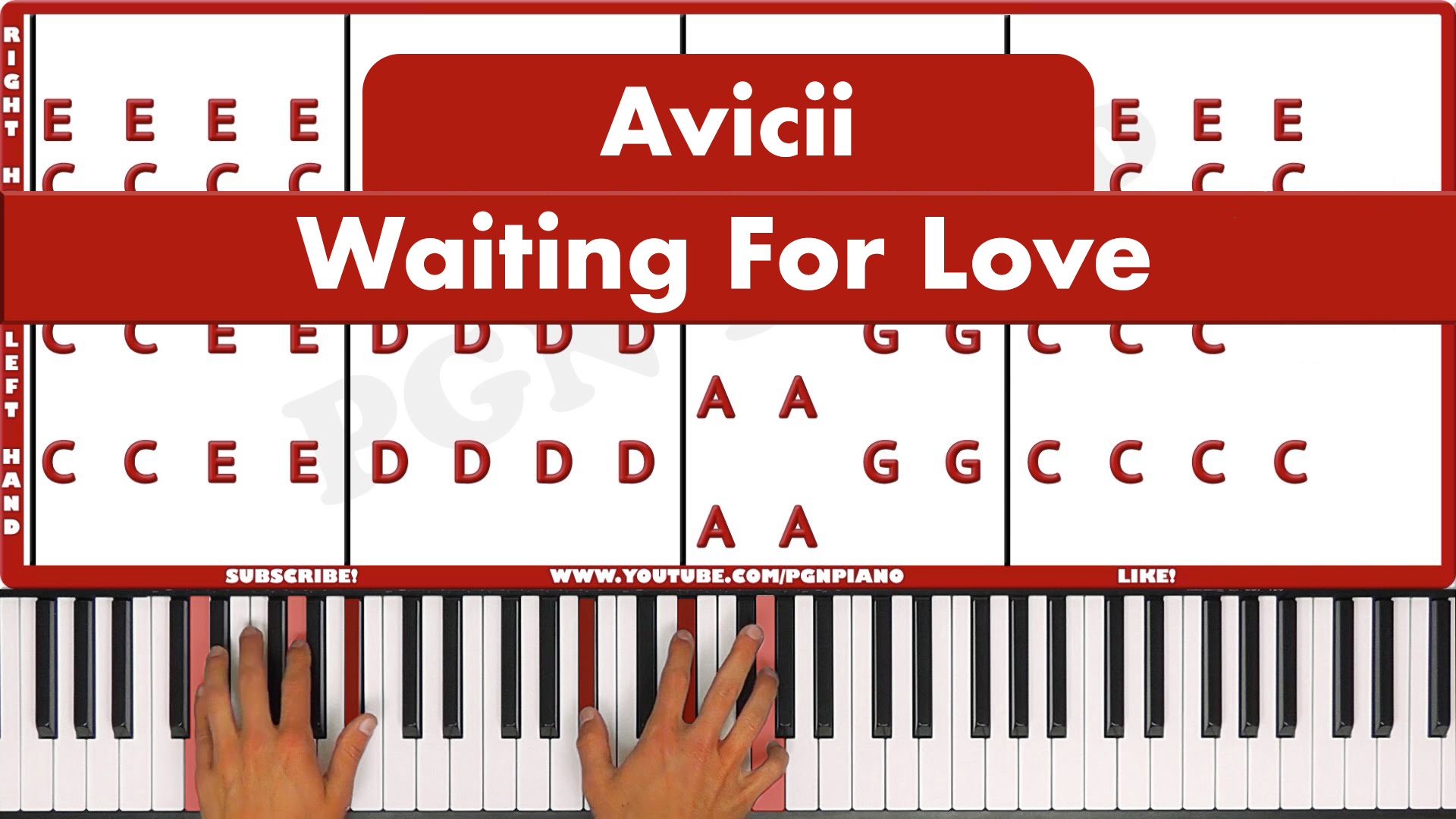 Avicii – Waiting For Love – Vocal