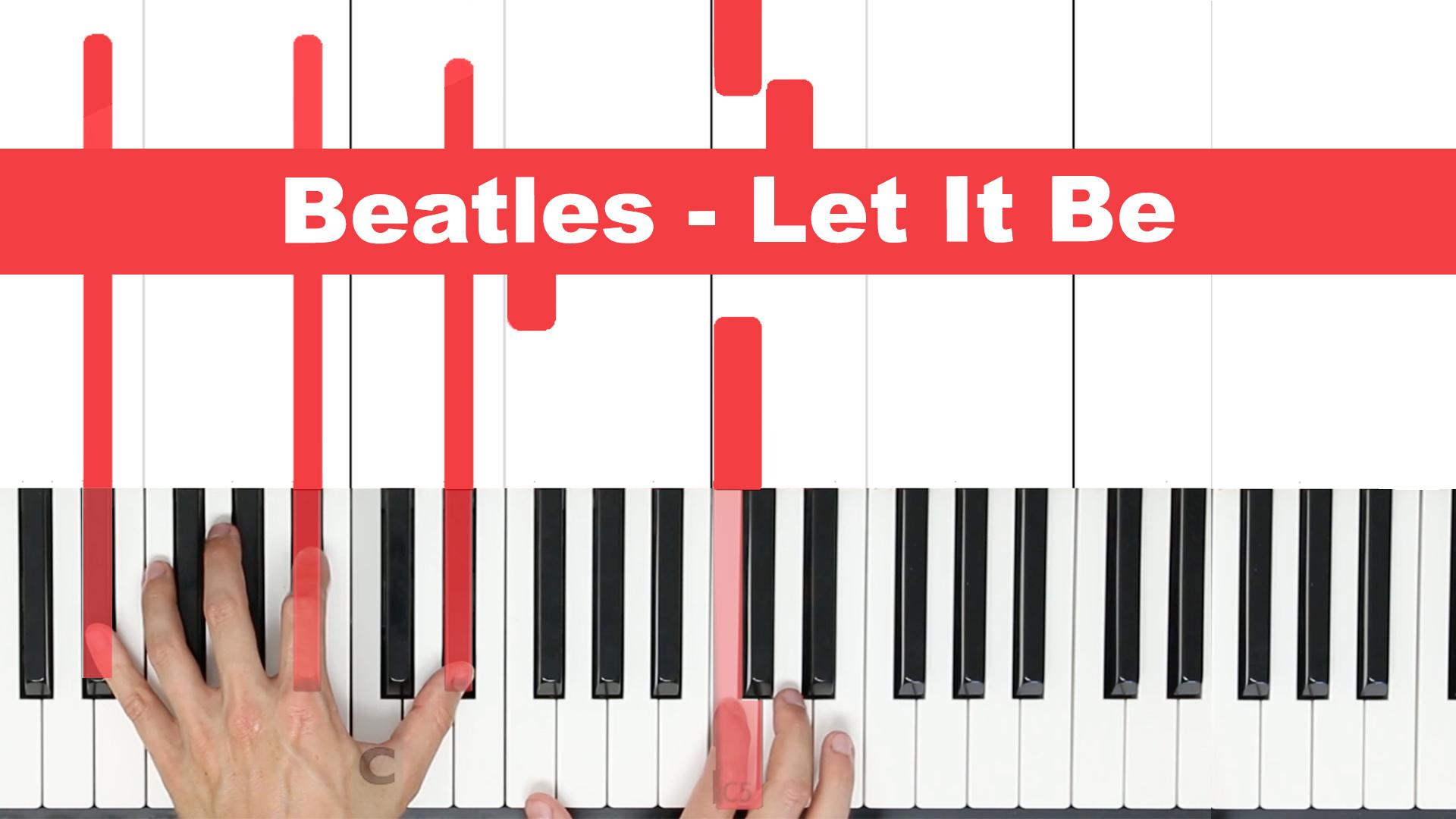 Beatles – Let It Be – Easy