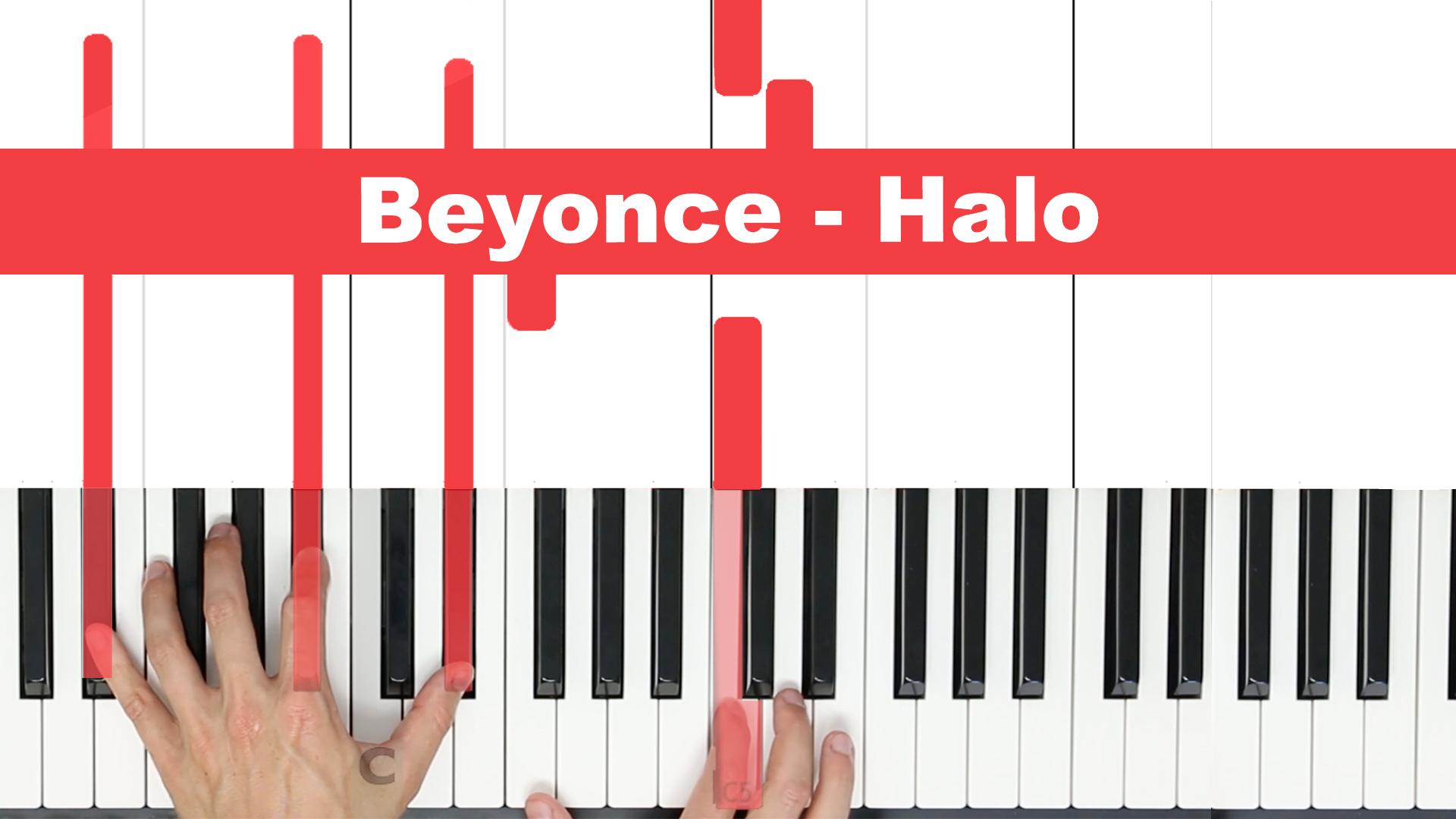 Beyonce – Halo – Easy