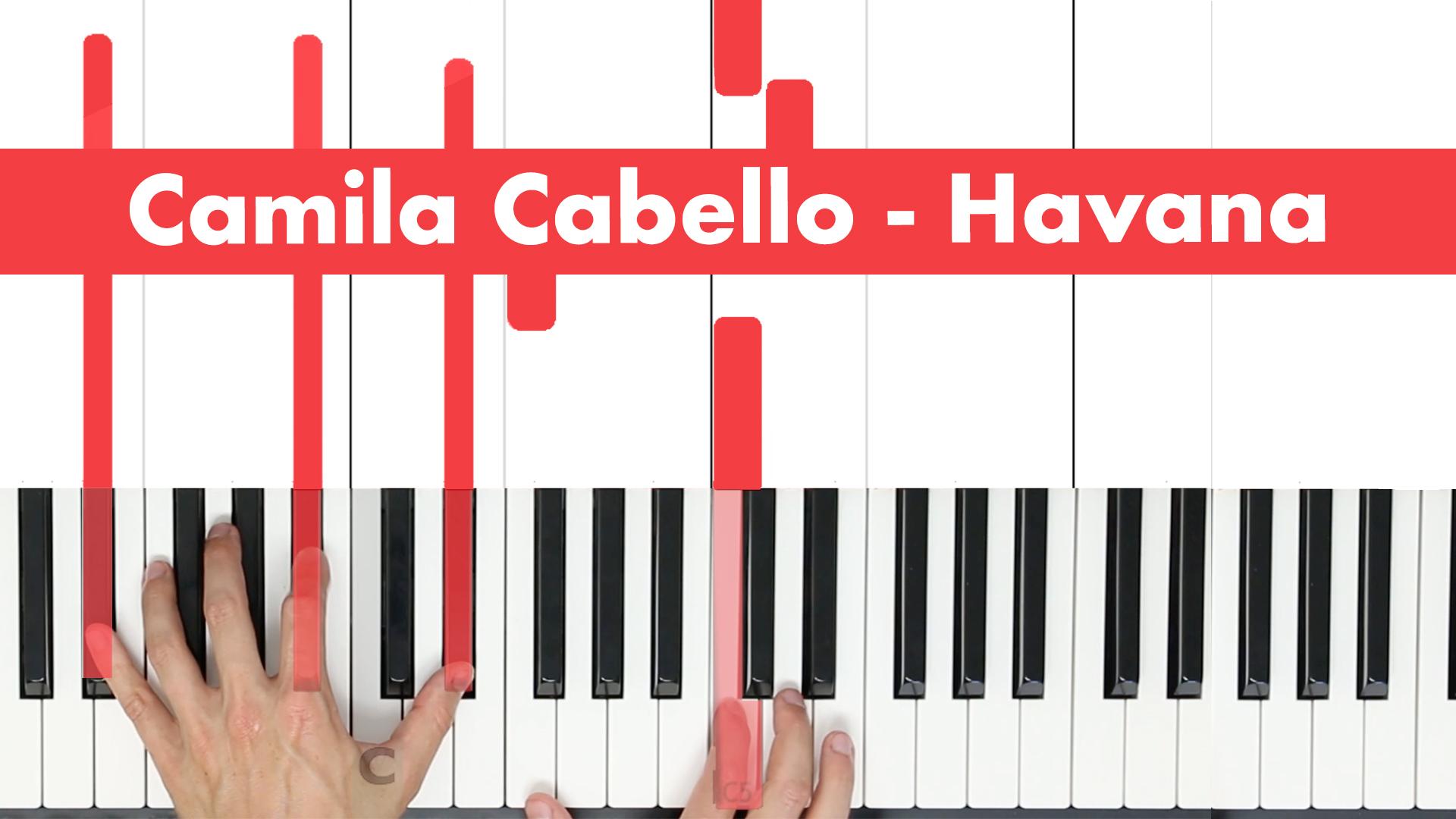 Camila Cabello – Havana – Easy