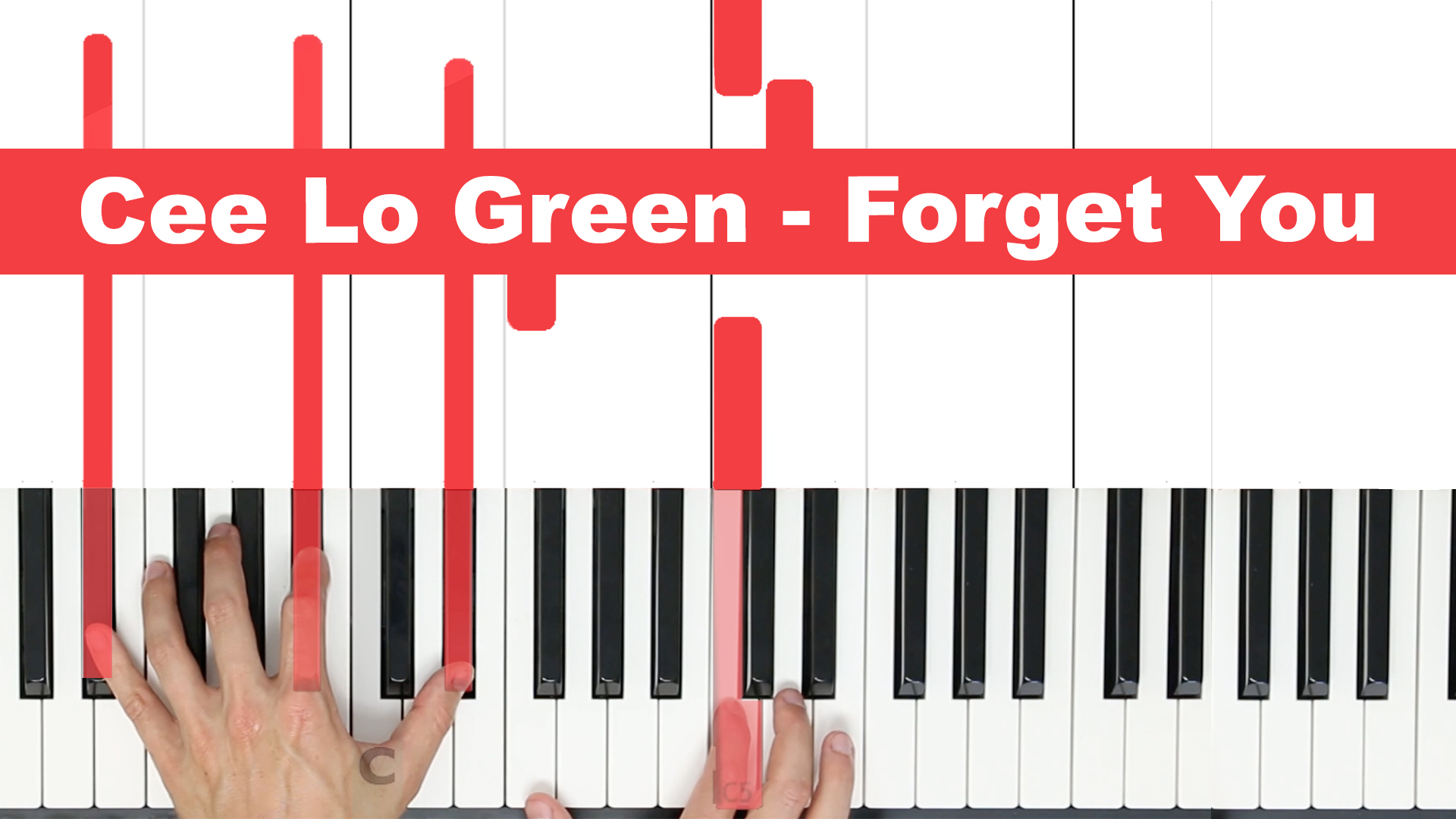 Cee Lo Green – Forget You – Easy