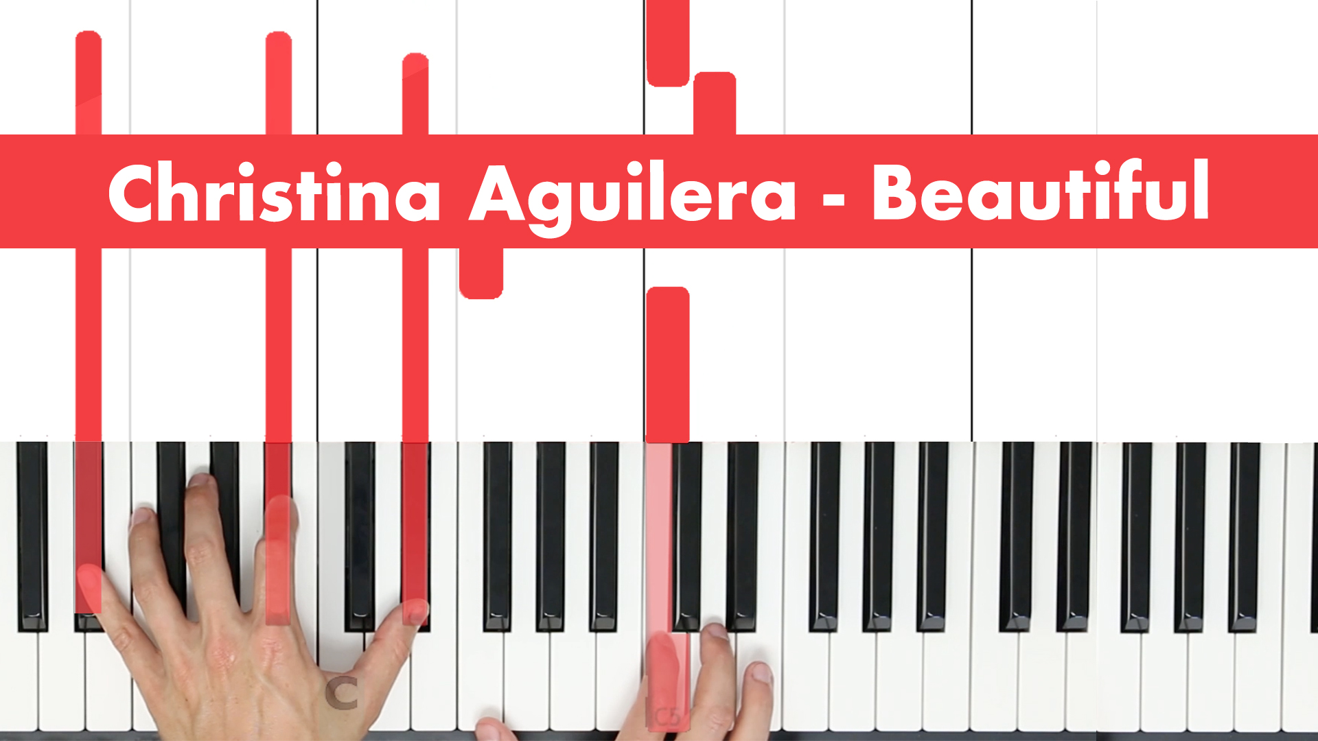 Christina Aguilera – Beautiful – Original