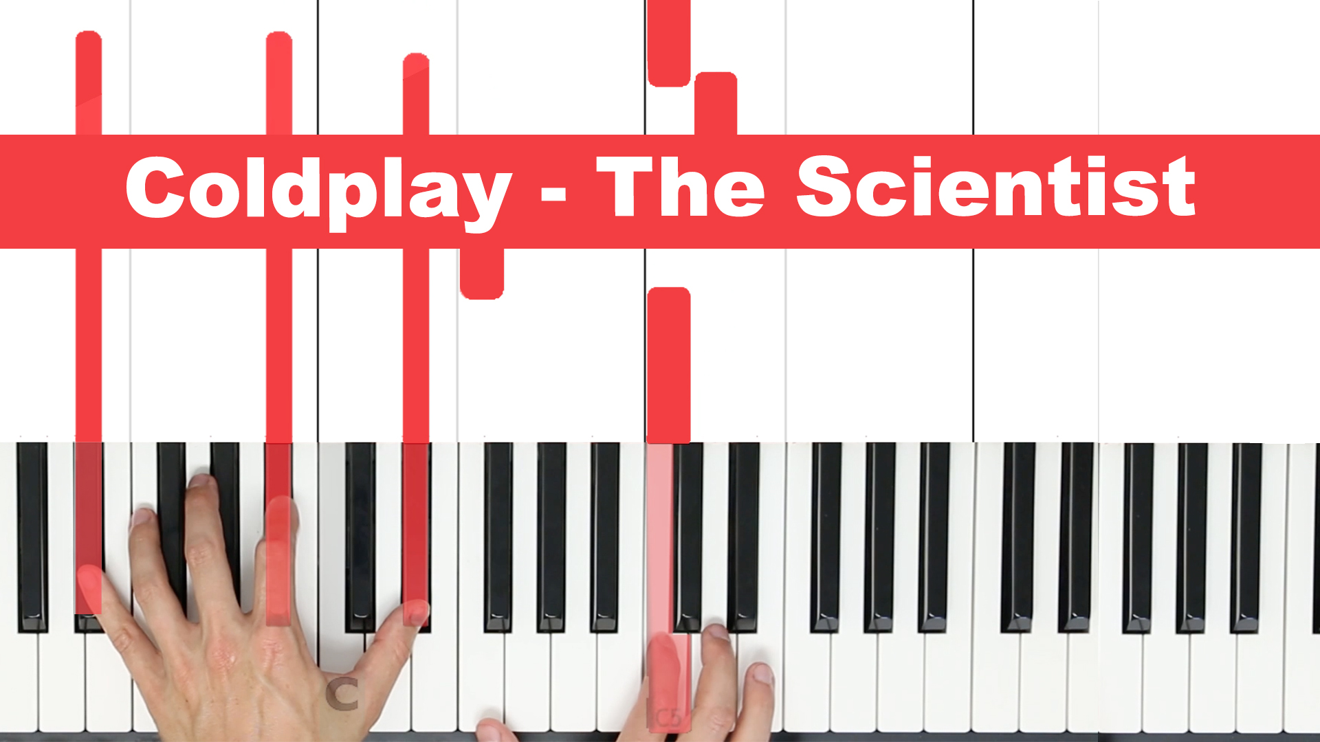 Coldplay – The Scientist – Easy