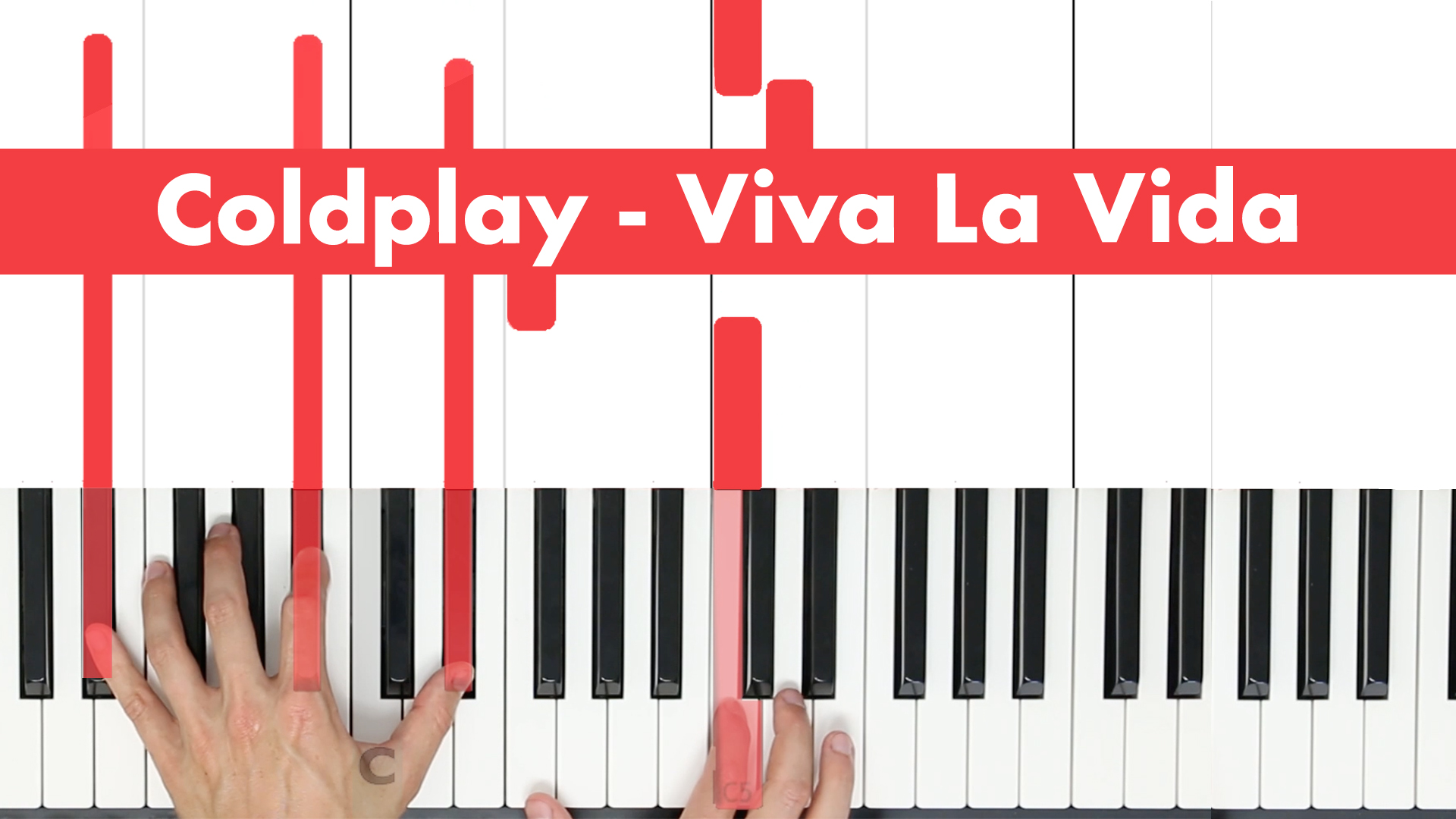 Coldplay – Viva La Vida – Vocal