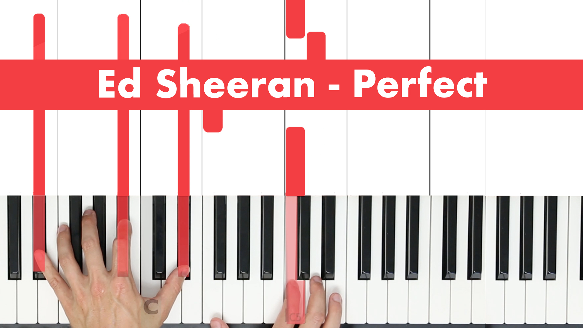 Ed Sheeran – Perfect – Play