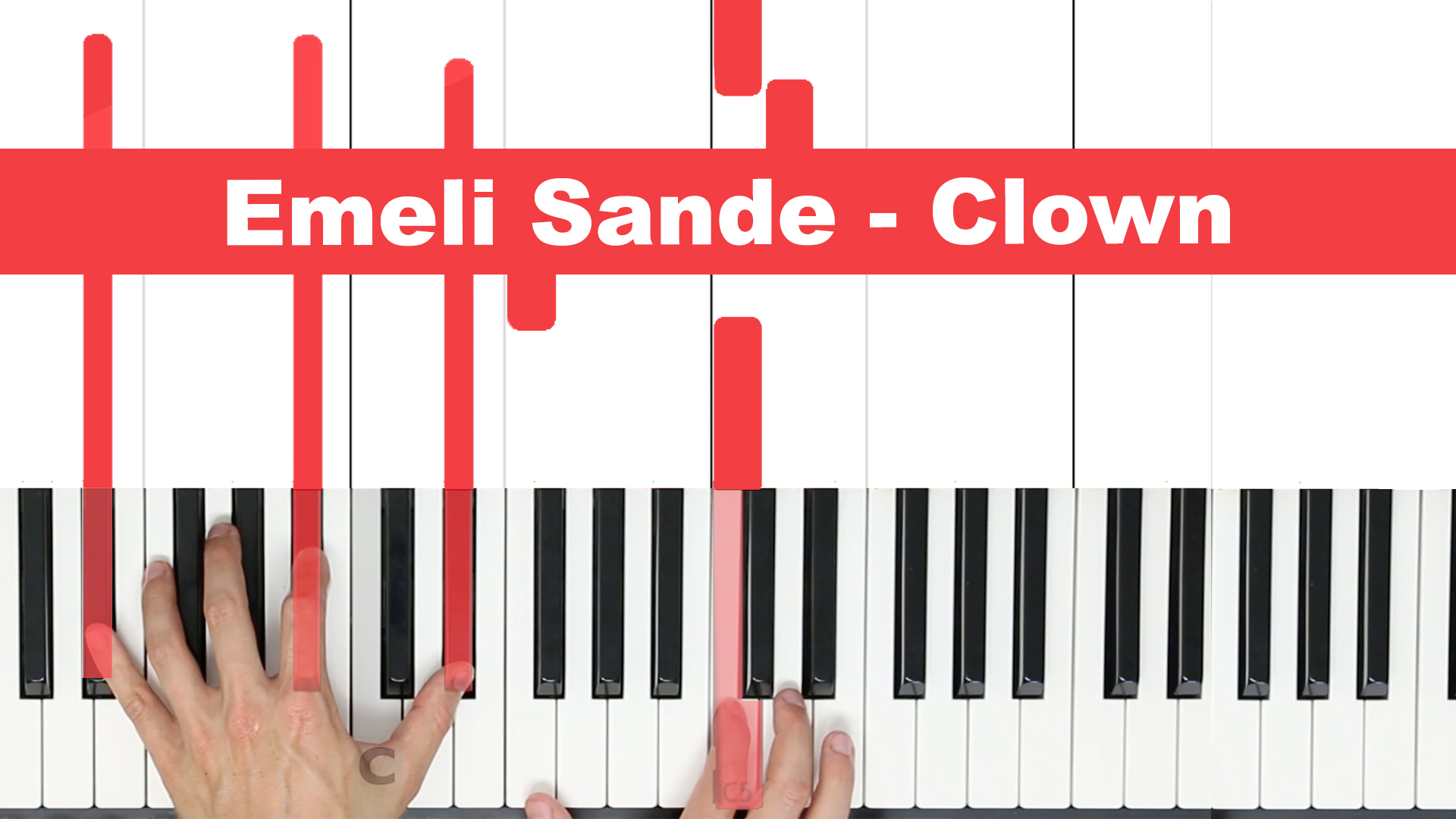 Emeli Sande – Clown – Easy