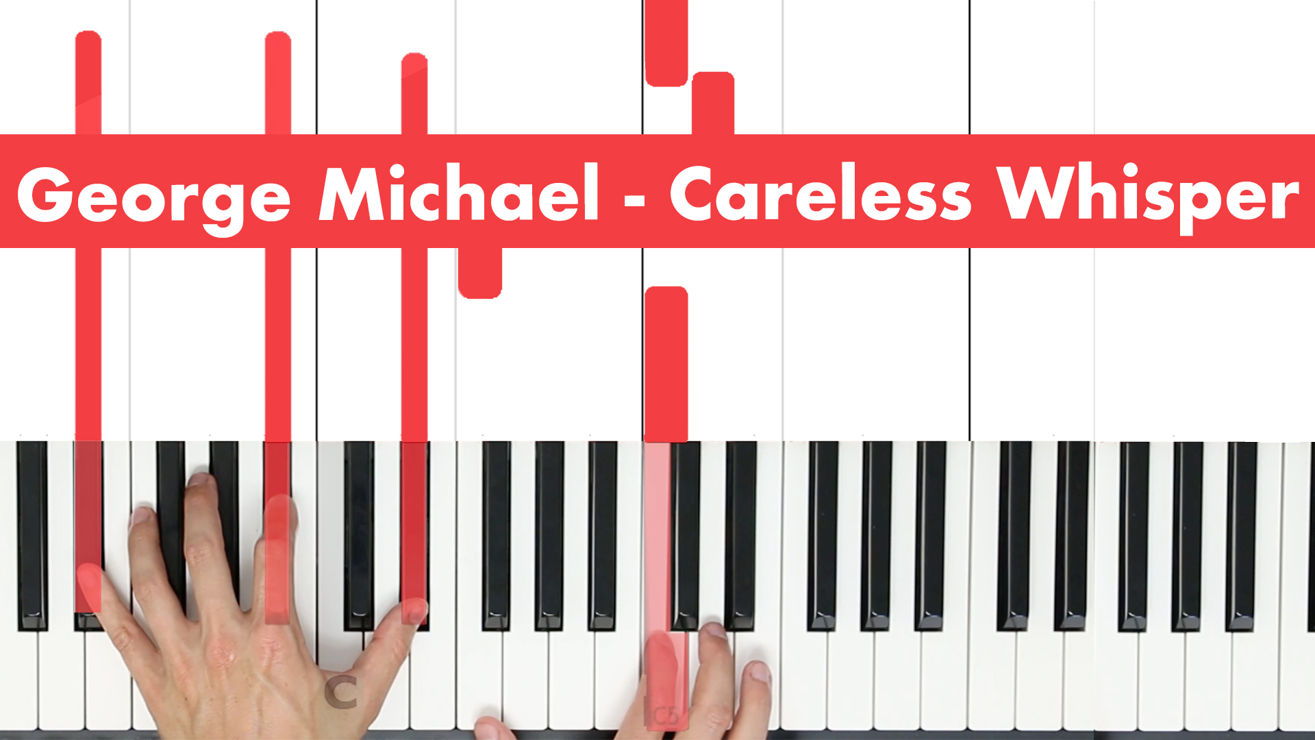 George Michael – Careless Whisper – Vocal