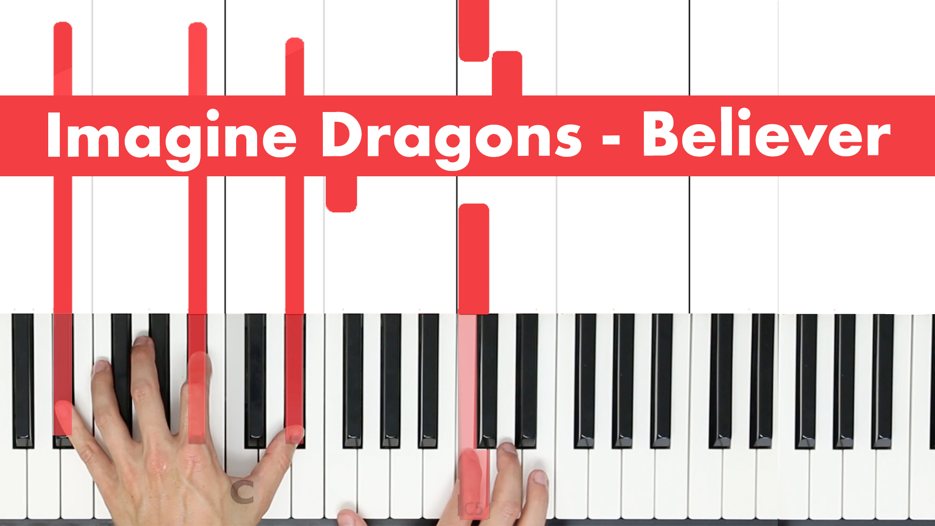 Imagine Dragons – Believer – Vocal