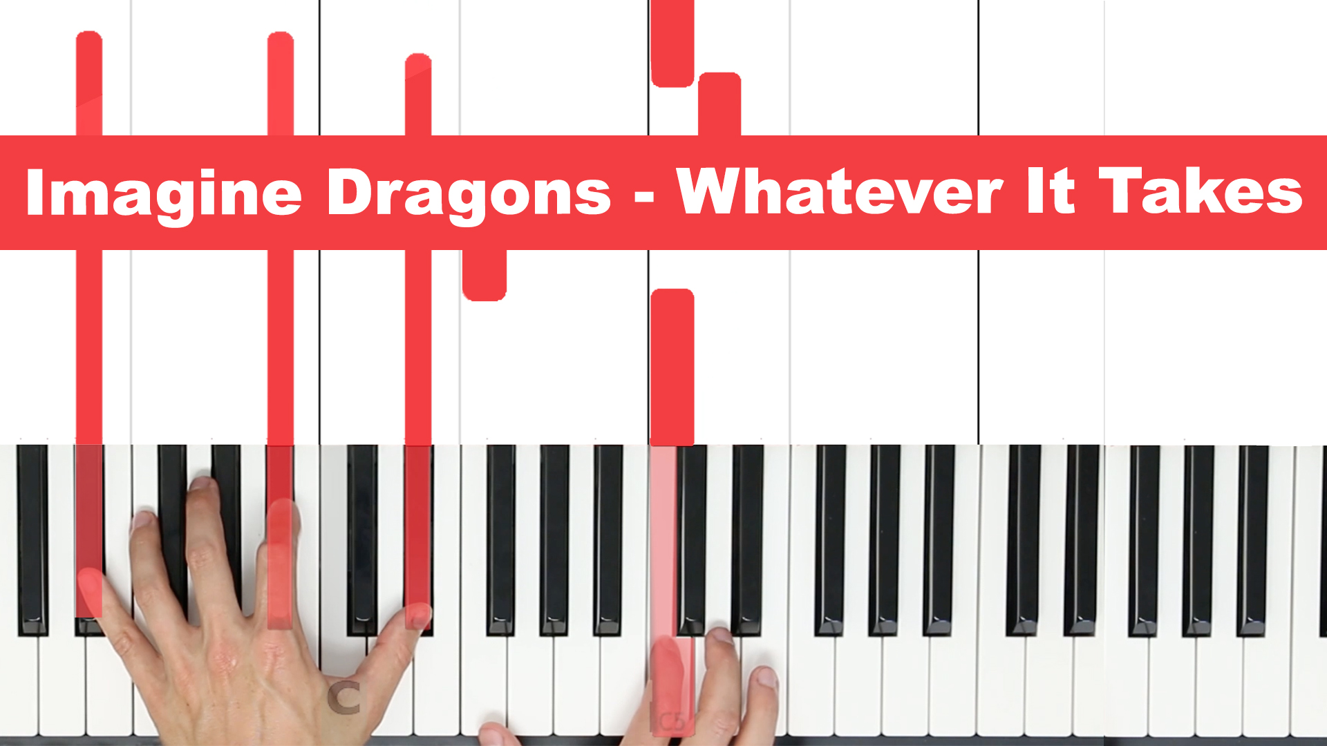 Imagine Dragons – Whatever It Takes – Easy