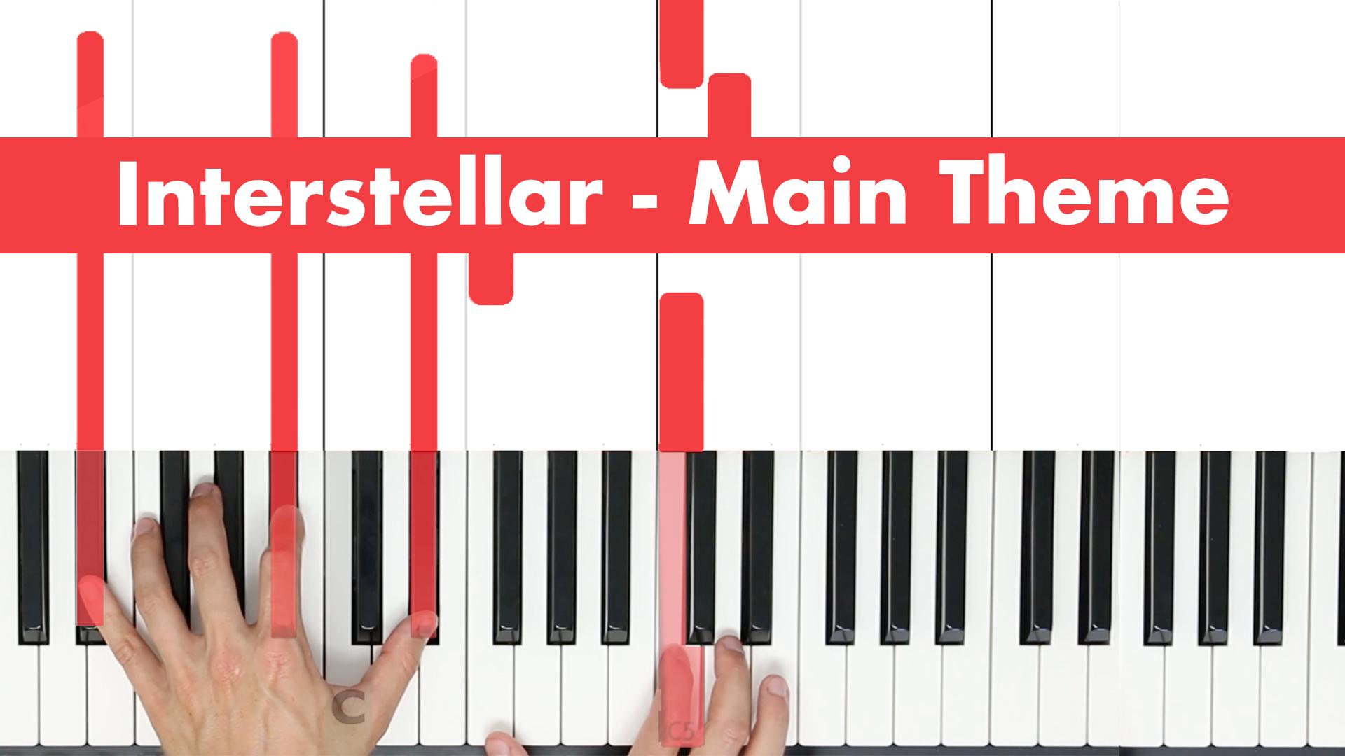 Interstellar – Main Theme – Play