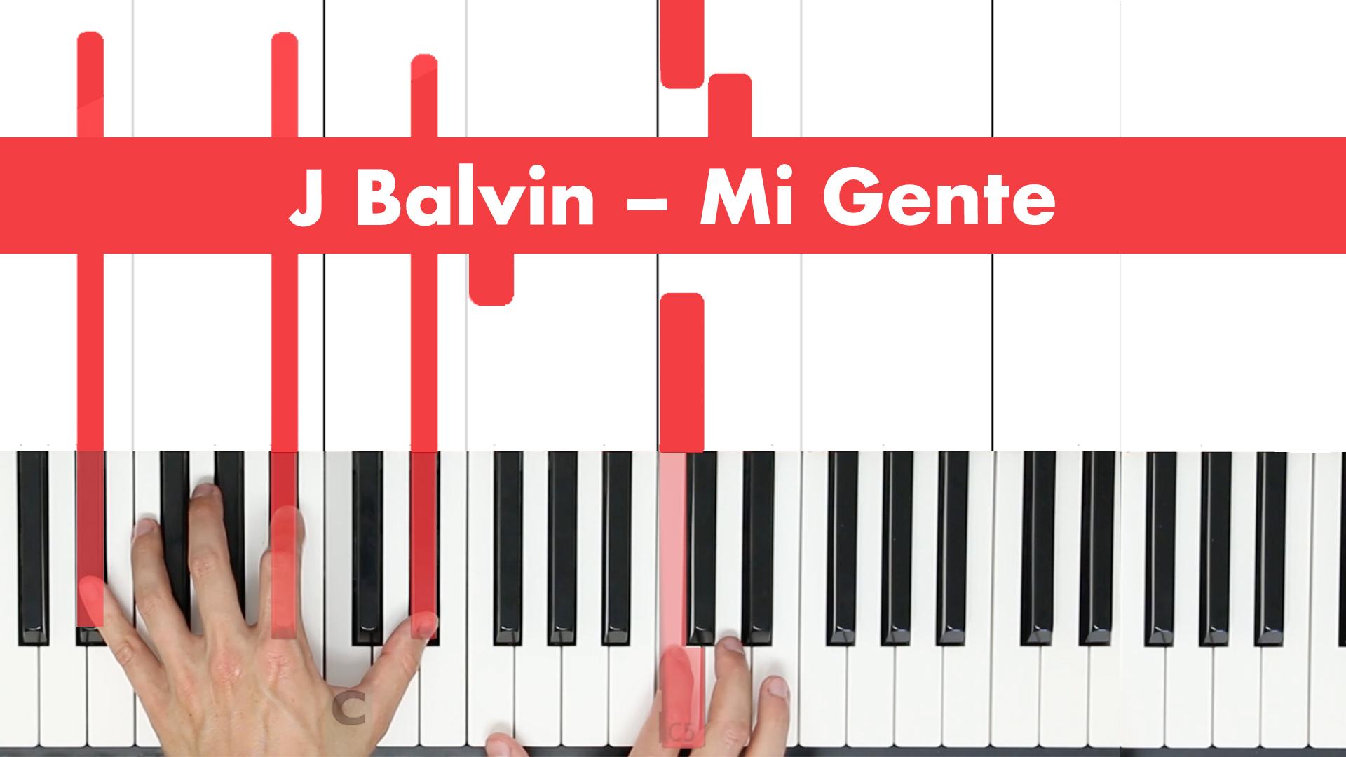 J Balvin – Mi Gente – Lick
