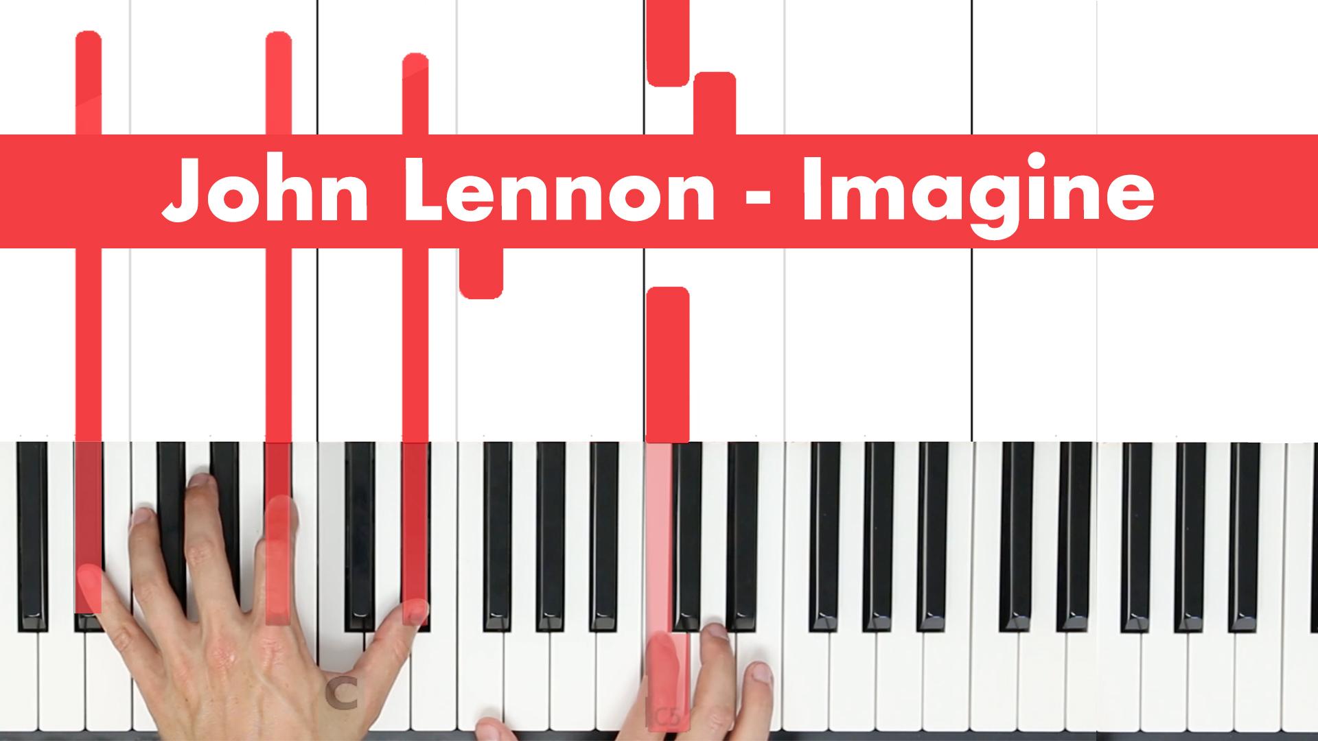 John Lennon – Imagine – Original