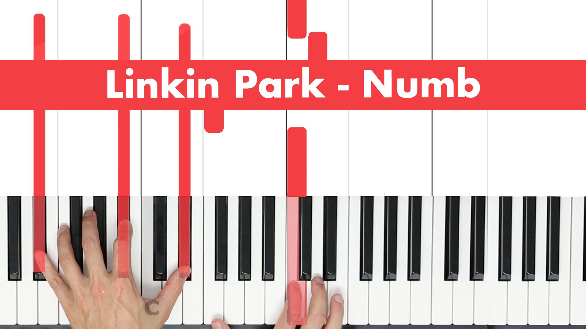 Linkin Park – Numb – Vocal