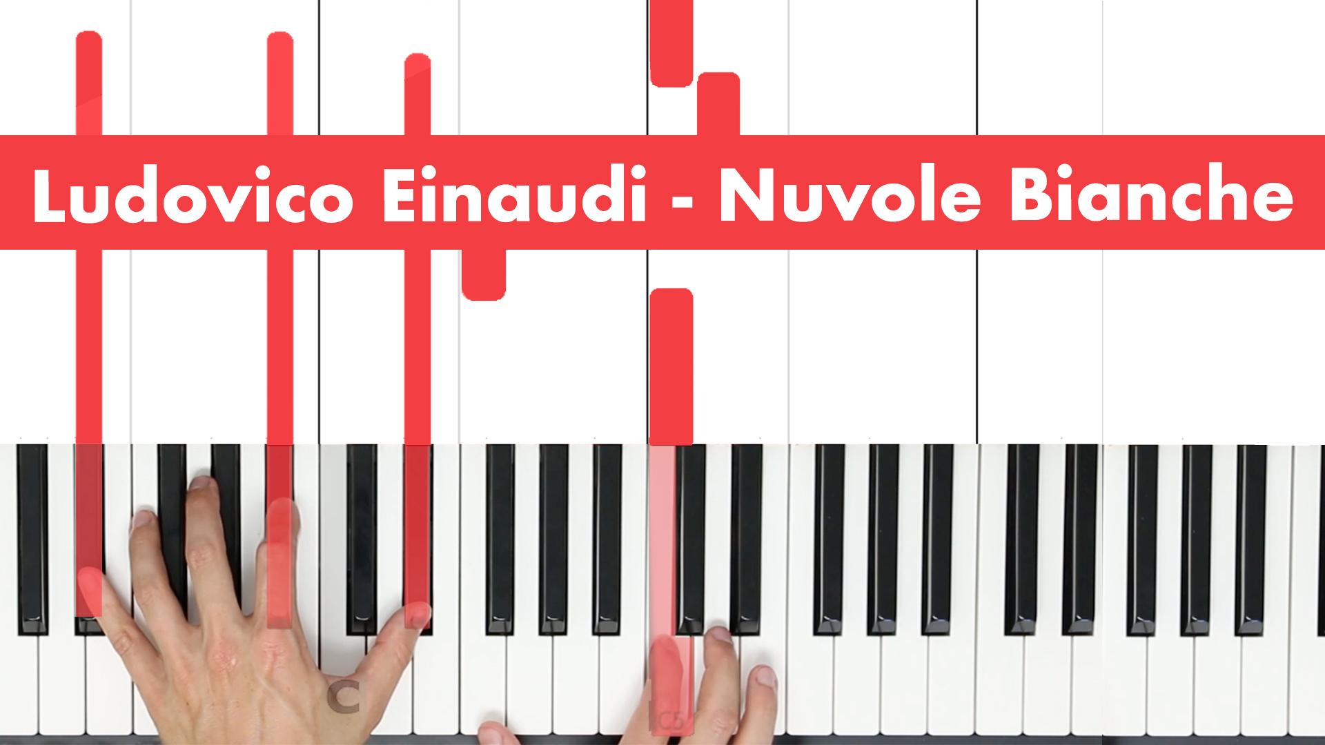 Ludovico Einaudi – Nuvole Bianche – Original