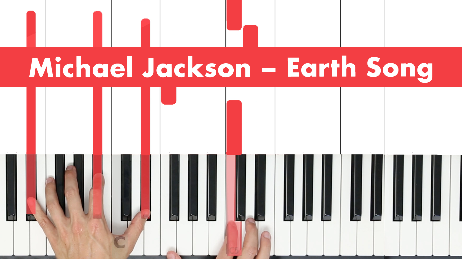 Michael Jackson – Earth Song – Easy