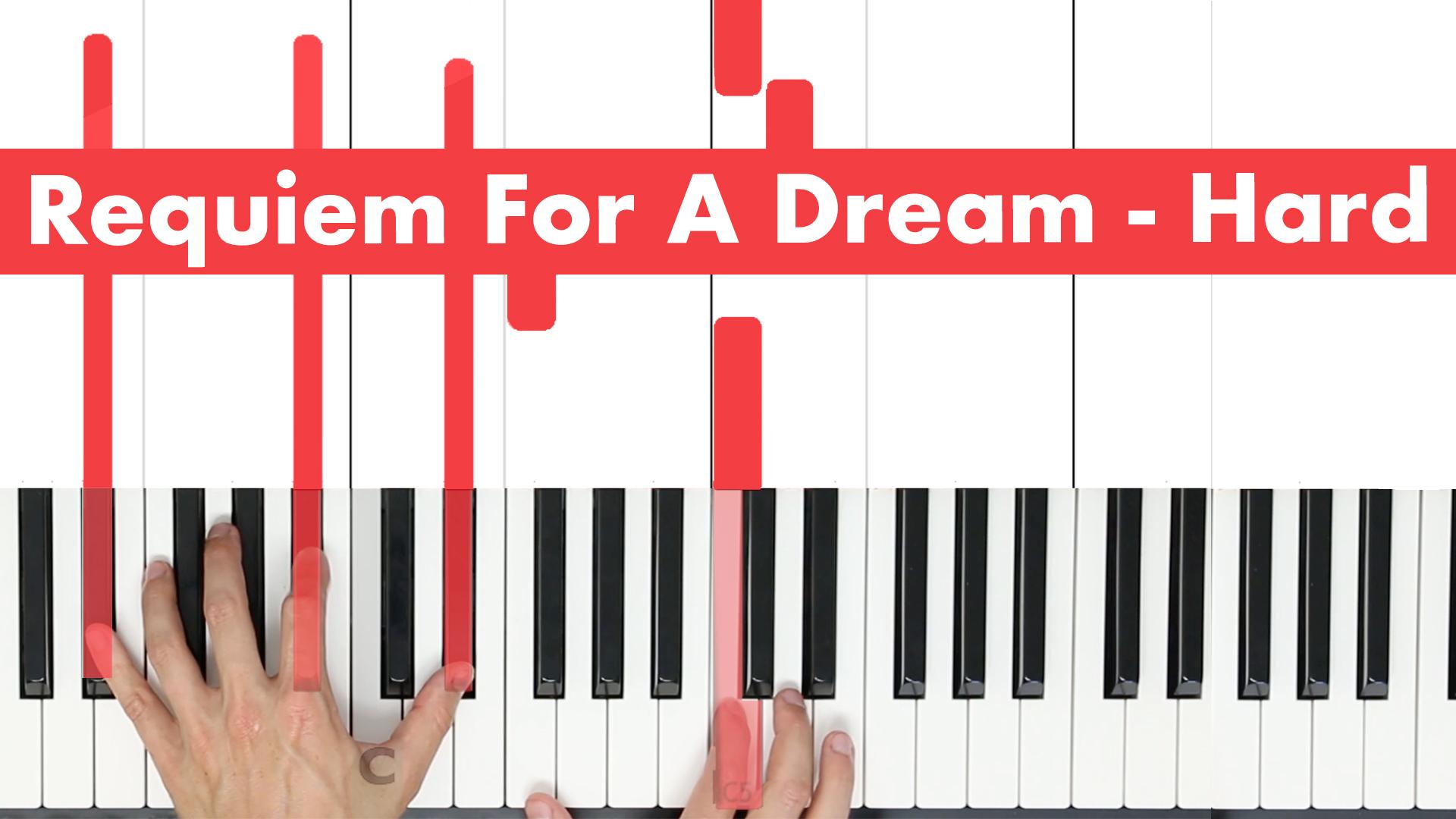 Requiem For A Dream – Play Hard