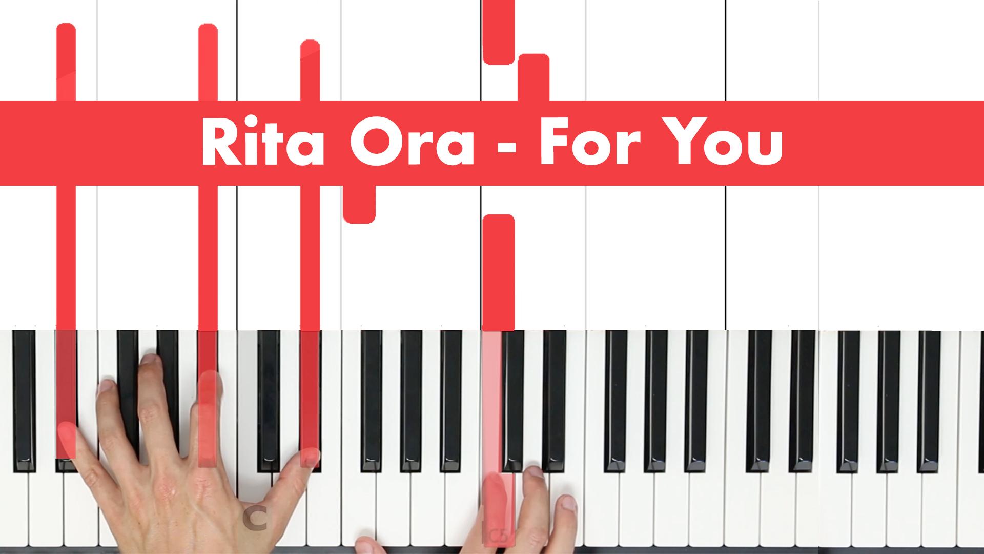 Rita Ora – For You – Easy