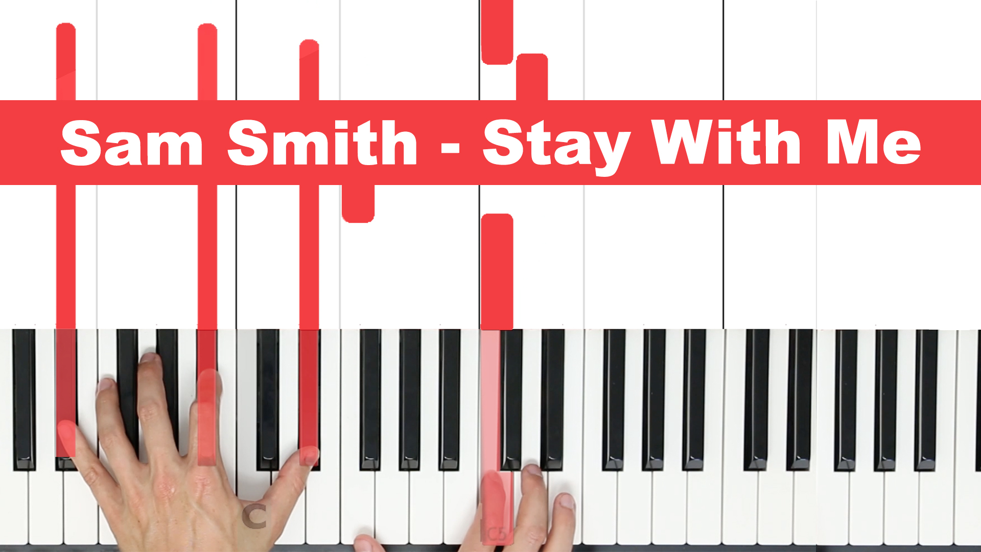 Sam Smith – Stay With Me – Easy