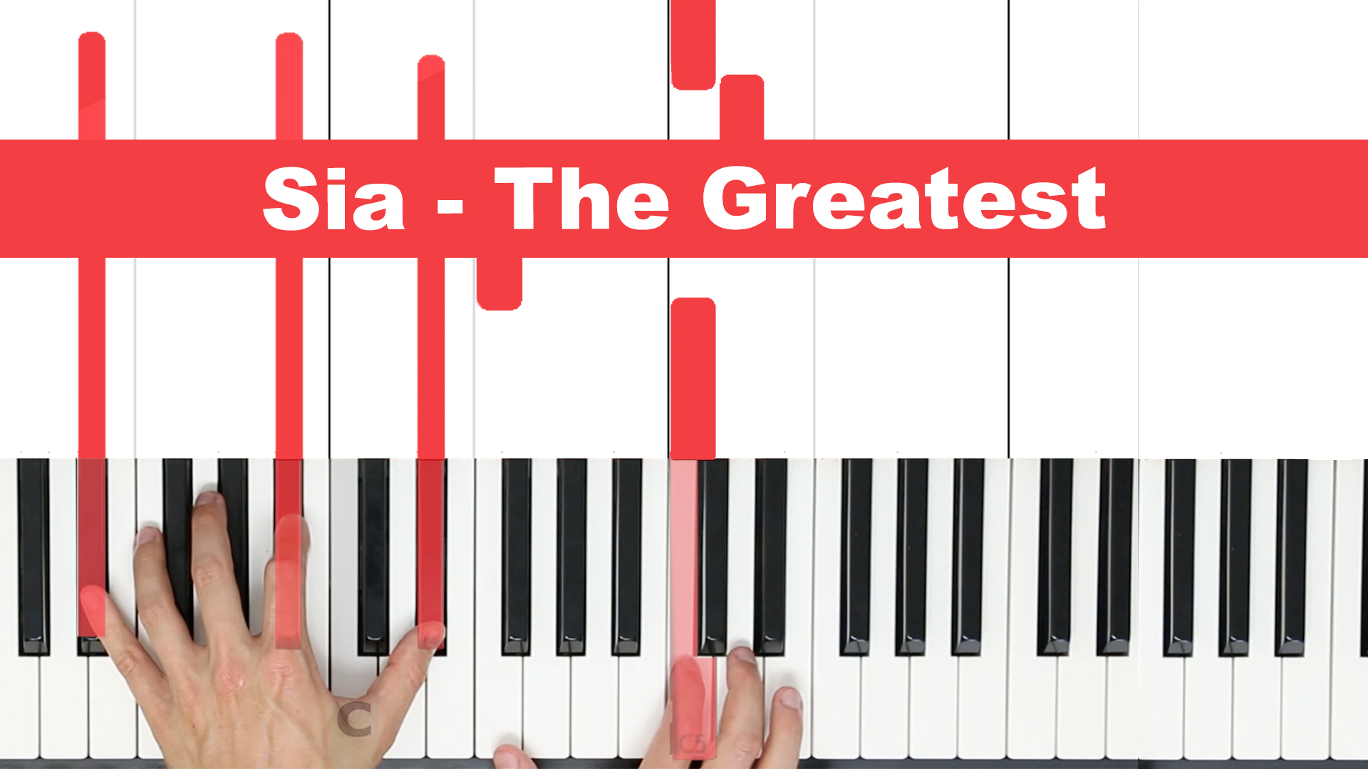 Sia – The Greatest – Easy
