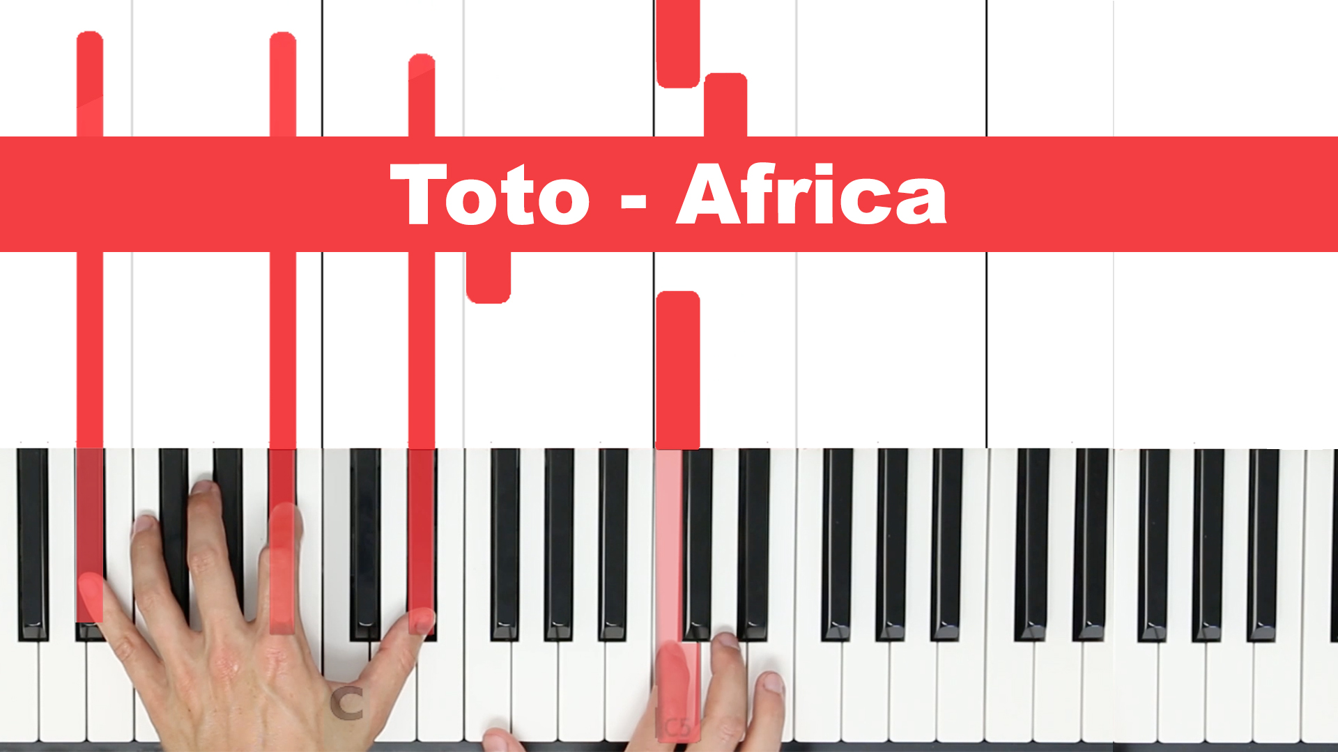 Toto – Africa – Easy