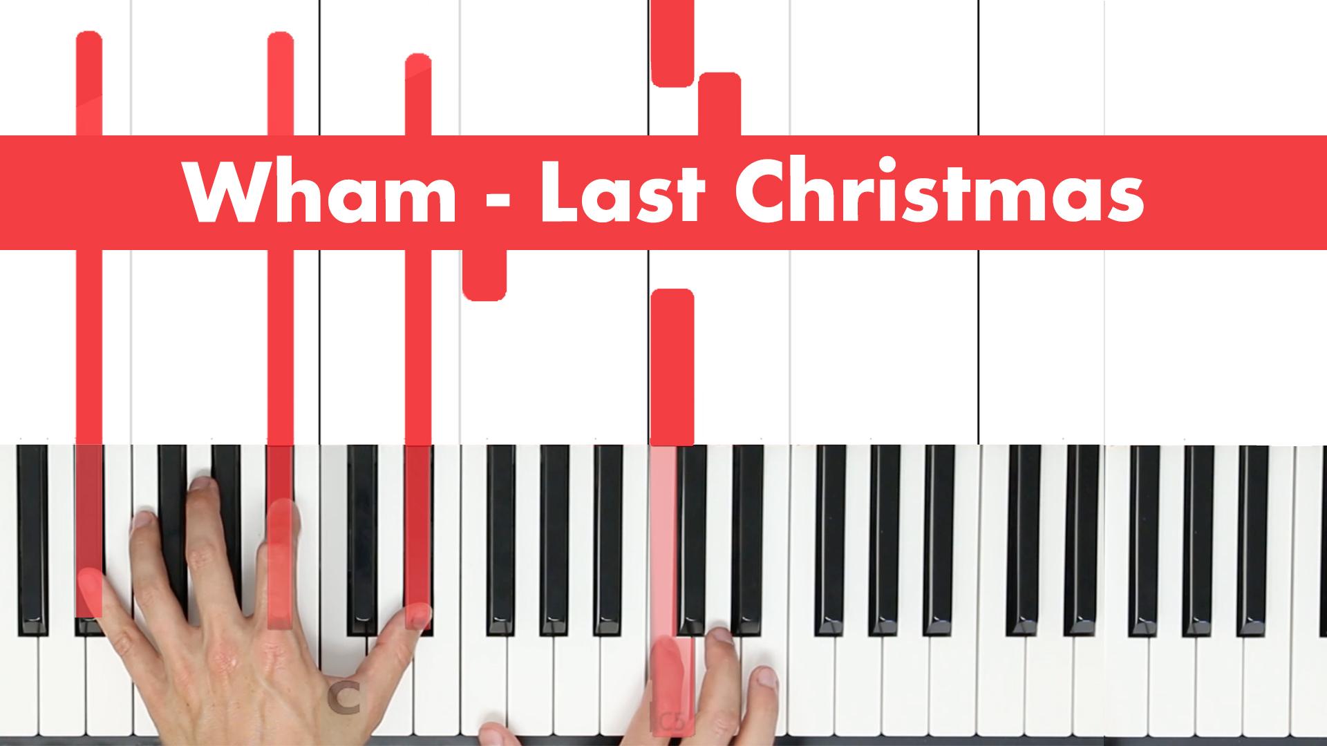 Wham – Last Christmas – Easy