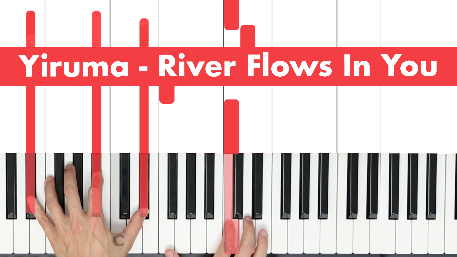 Yiruma – River Flows In You – Original