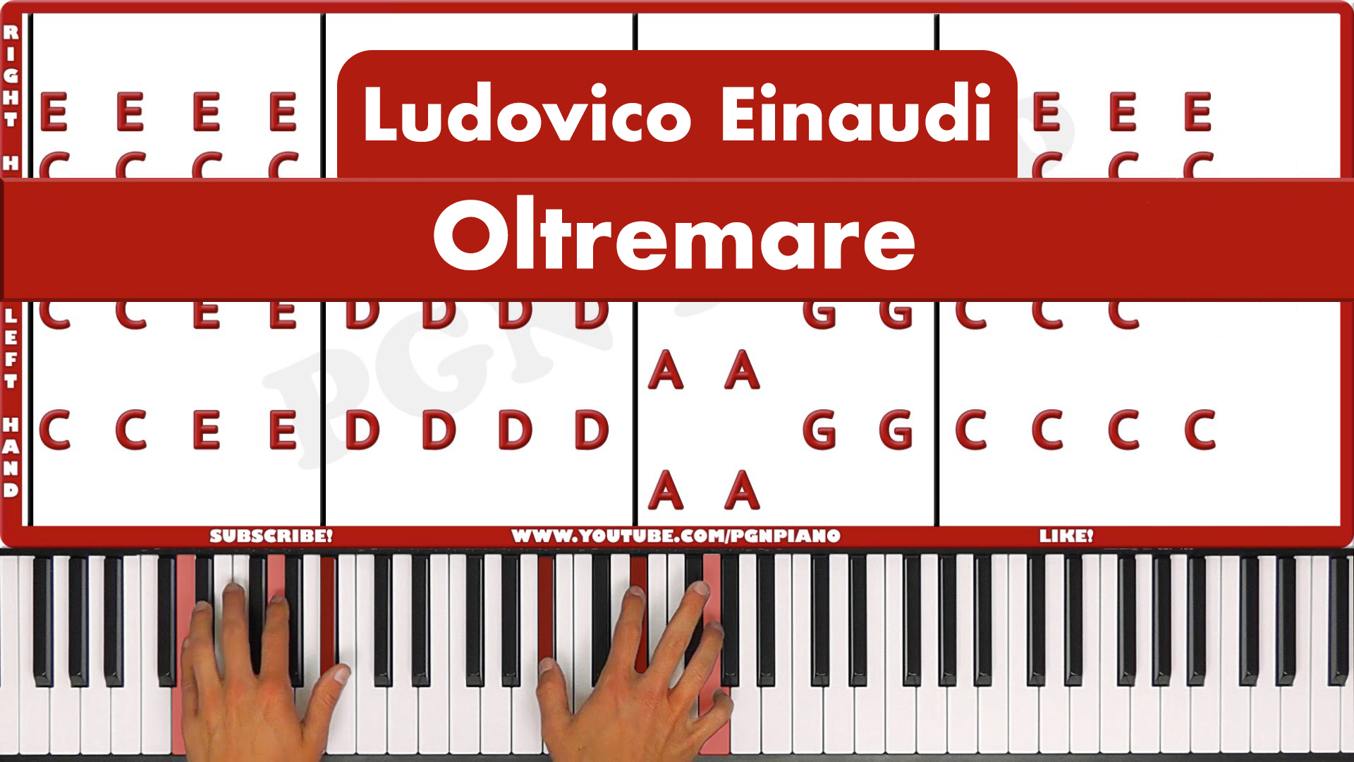 Ludovico Einaudi – Oltremare – Original