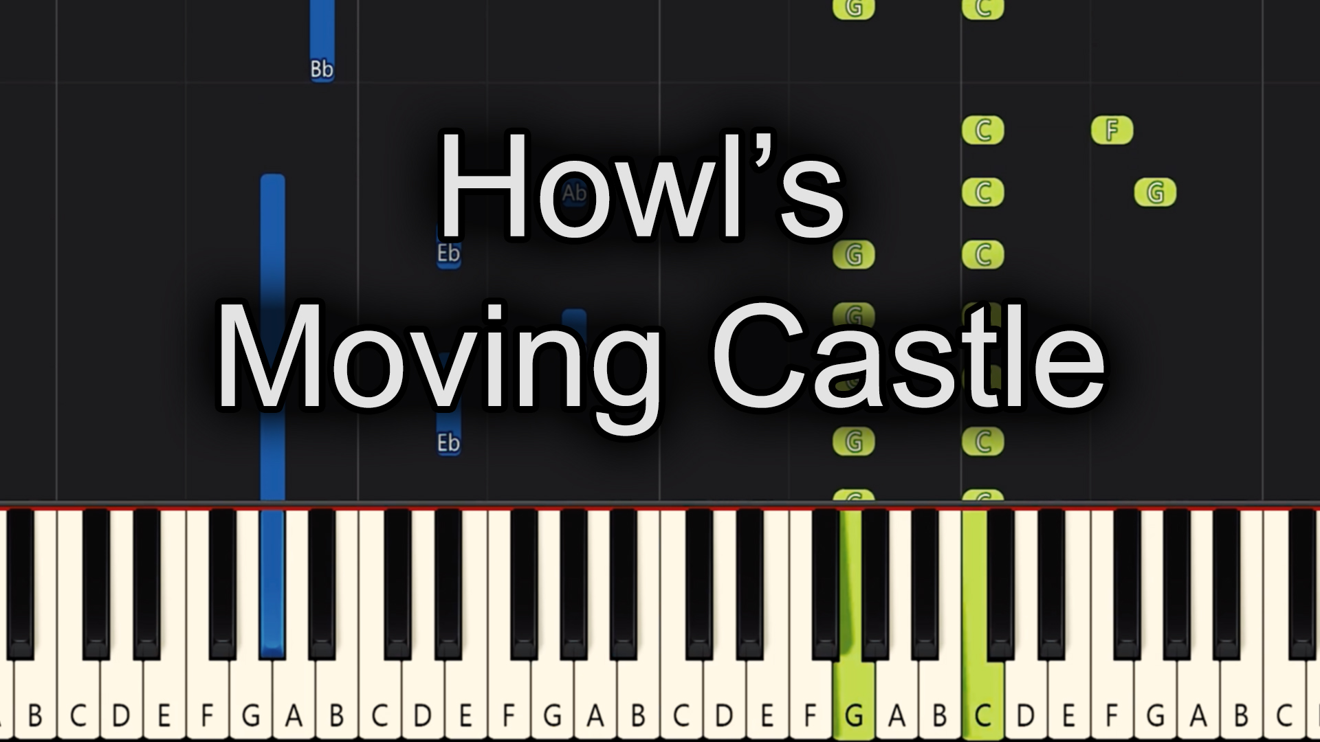 Howl's Moving Castle – Advanced