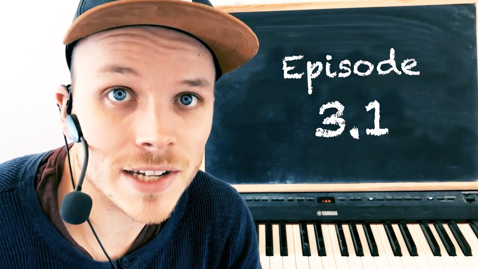 Ep 3. 1 Advanced Piano Scales