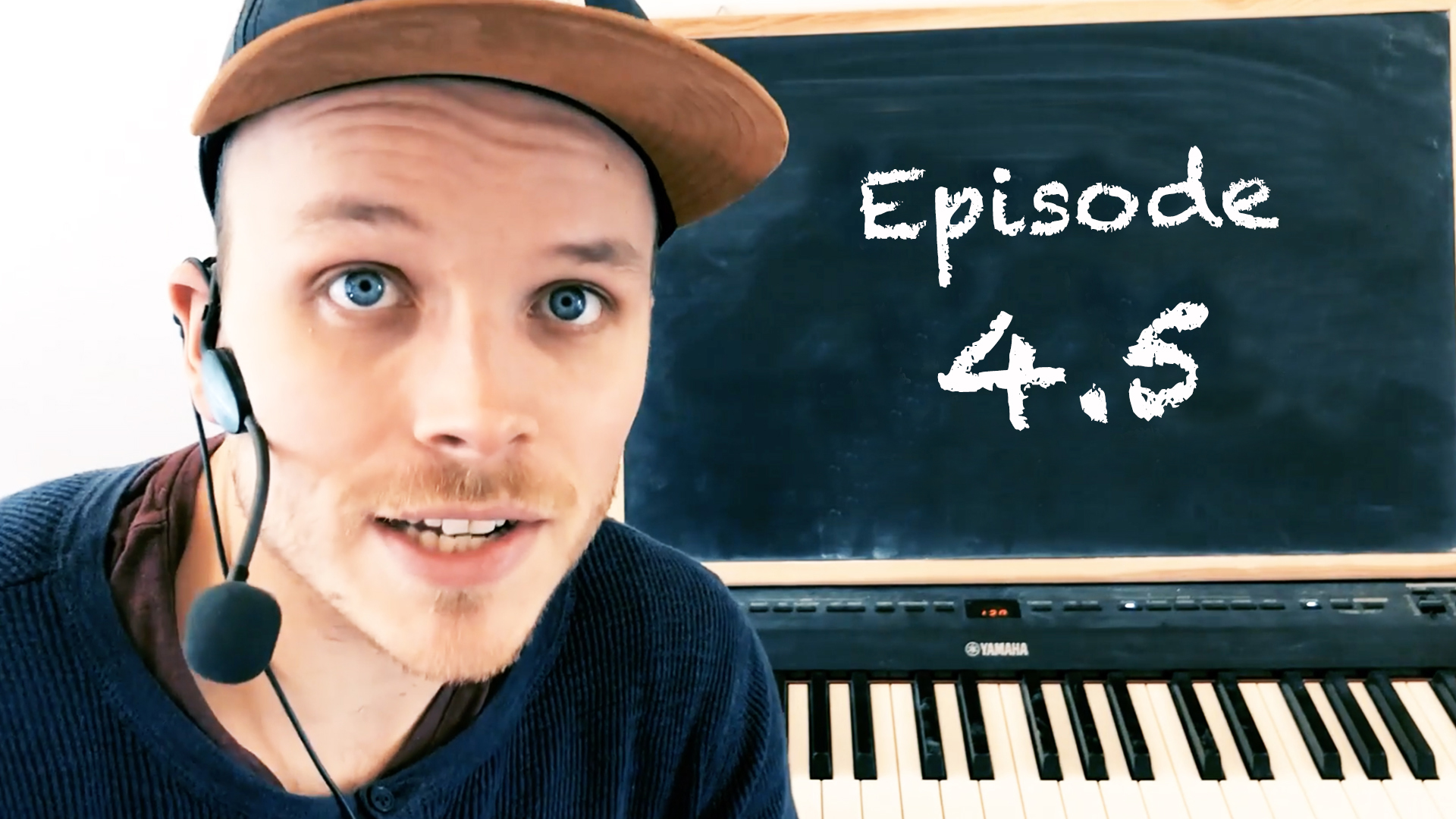 Ep 4. 5 Slash Chords for Piano