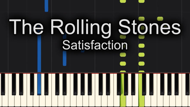 The Rolling Stones – Satisfaction – Easy