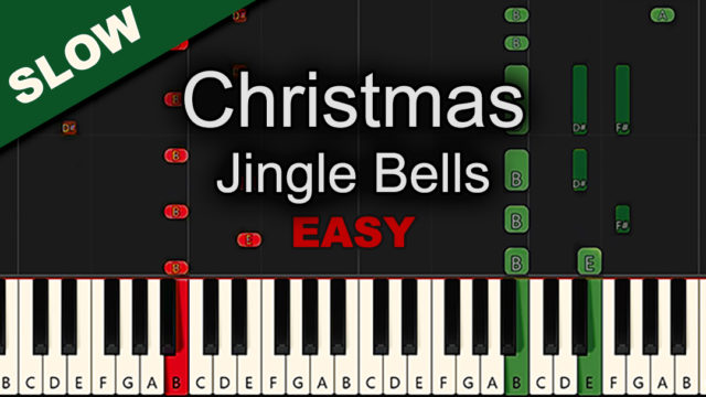 Christmas – Jingle Bells – Easy